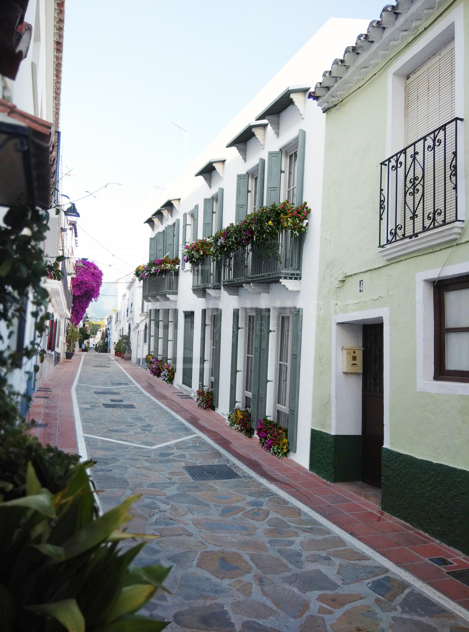 Ground Floor Apartment Casco antiguo, Marbella – NEWA6384