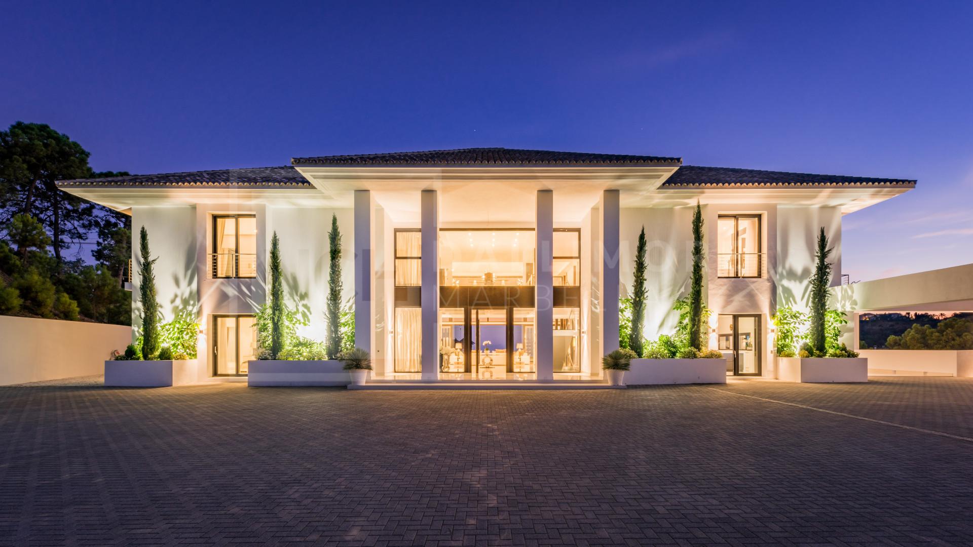 Villa La Zagaleta, Benahavis – NEWV6371