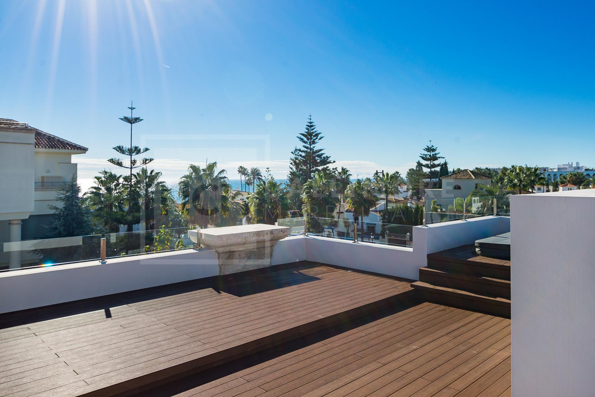 Villa , Marbella Golden Mile - NEWV6408