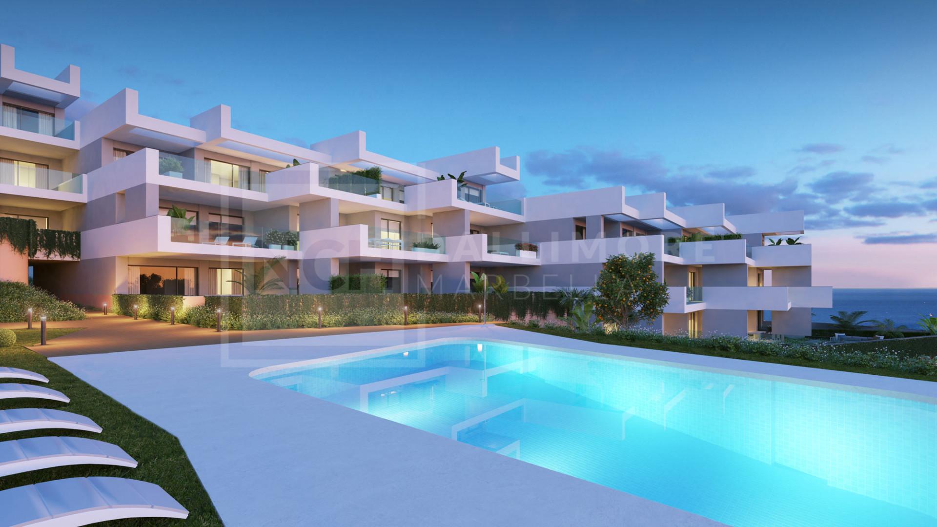 Ground Floor Apartment , Casares – NEWA6399