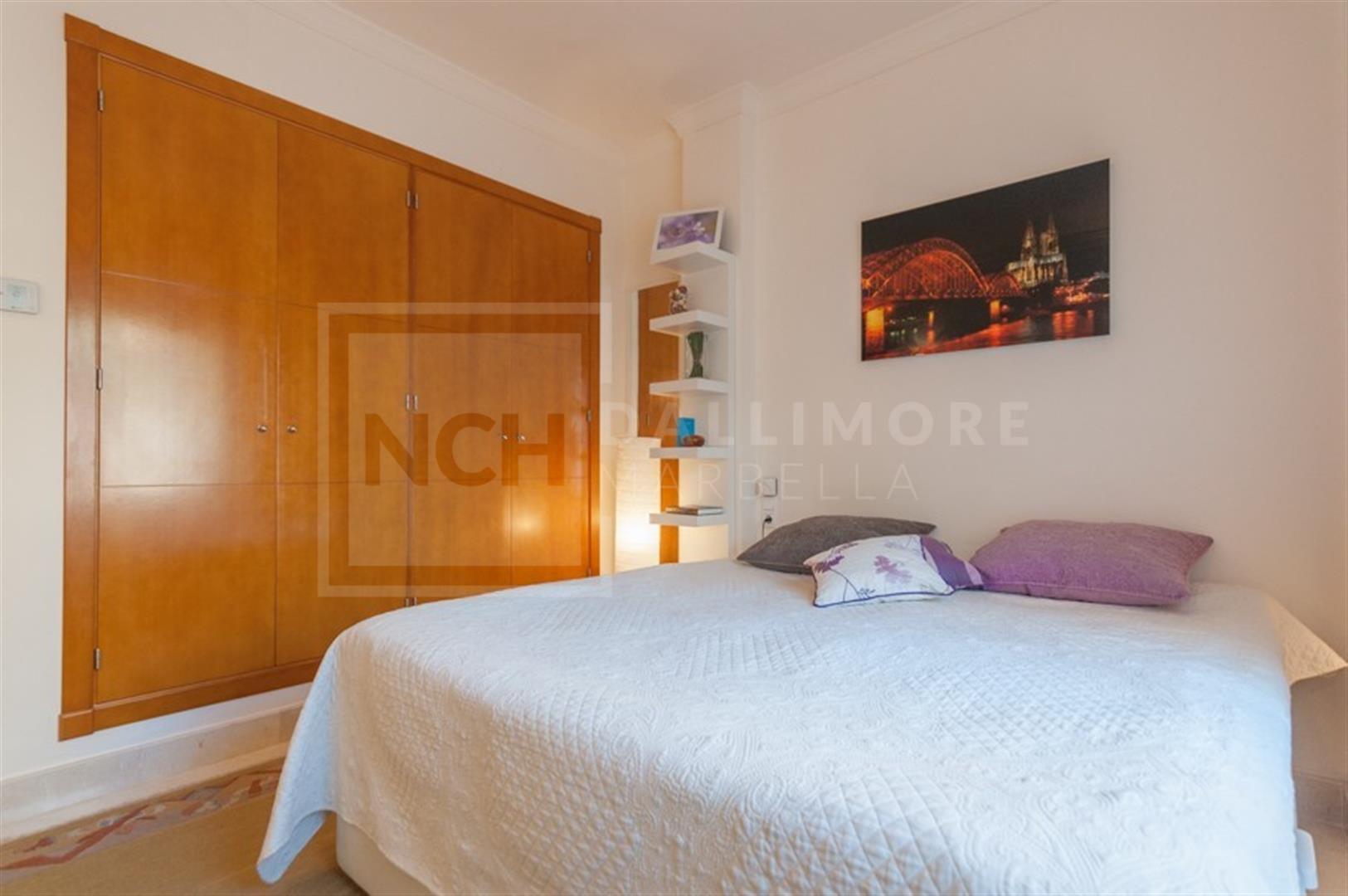 Ground Floor Apartment Aloha Hill Club, Nueva Andalucia – NCHA6339