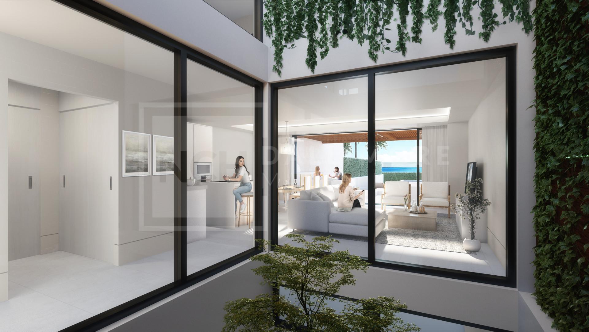 Ground Floor Apartment New Golden Mile, Estepona – NEWA6337