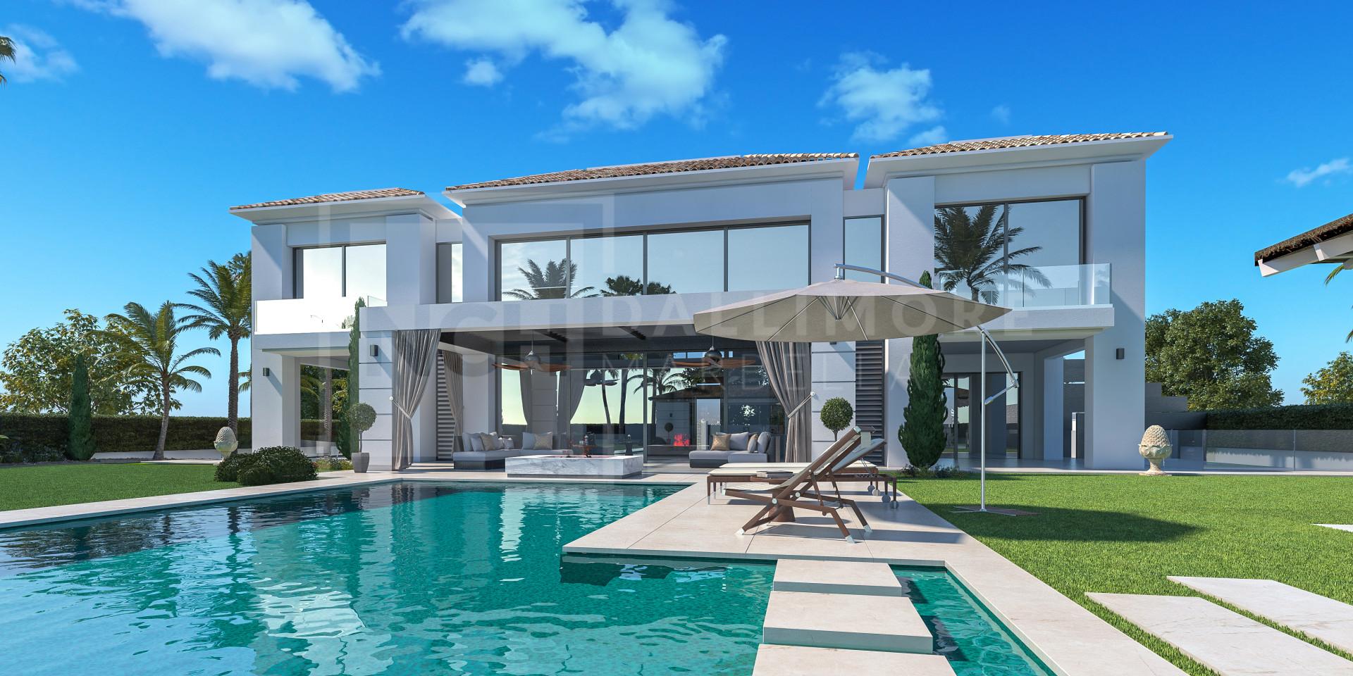 Villa Casasola, Estepona - NEWV6333