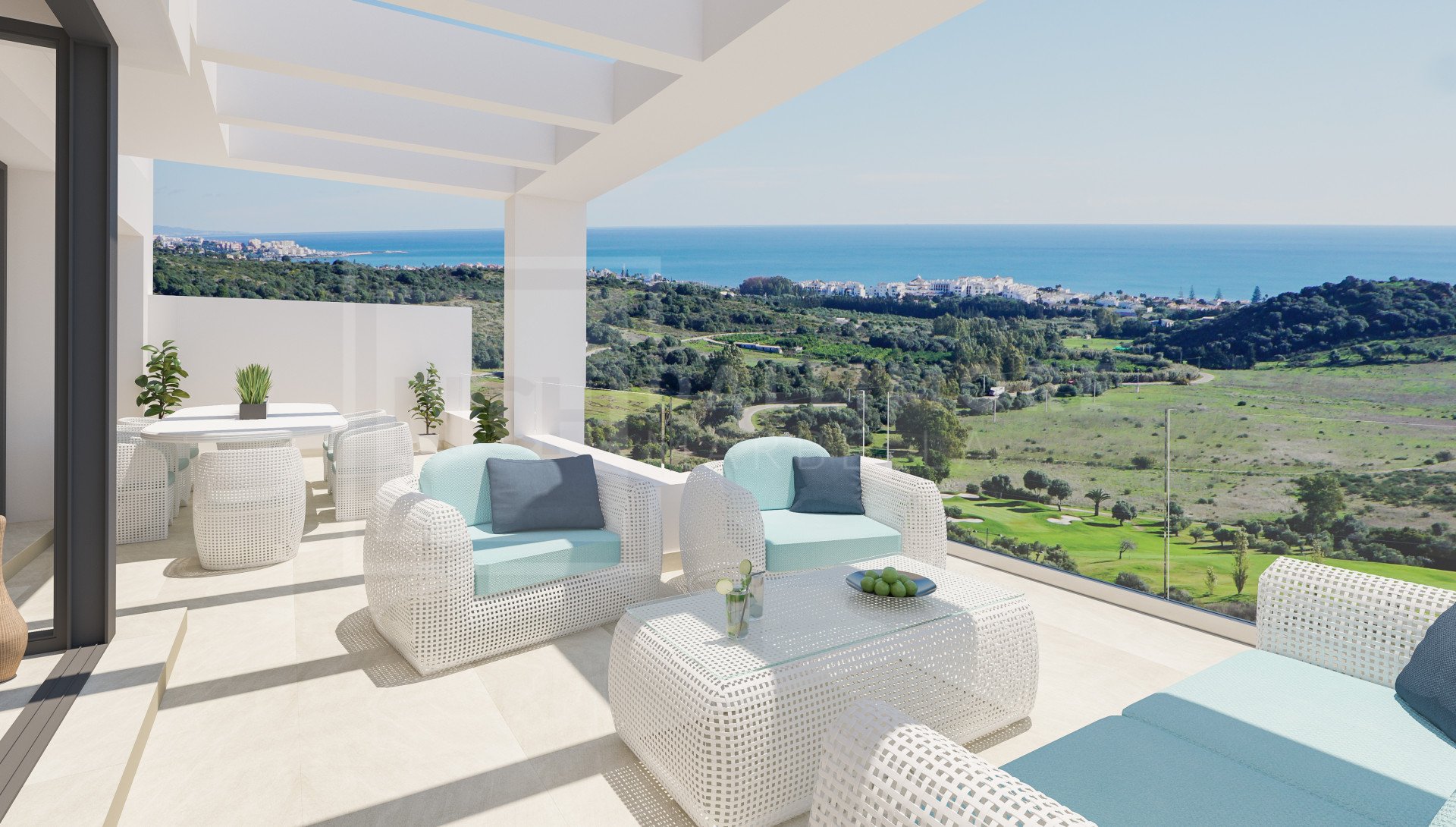 Ground Floor Apartment Estepona Golf, Estepona – NEWA6116
