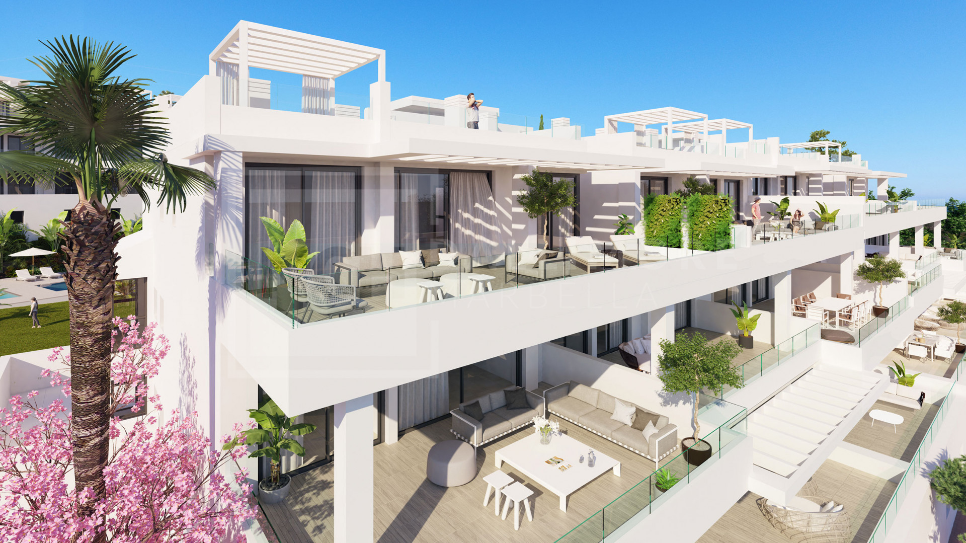 Apartment , Estepona – NEWA6118