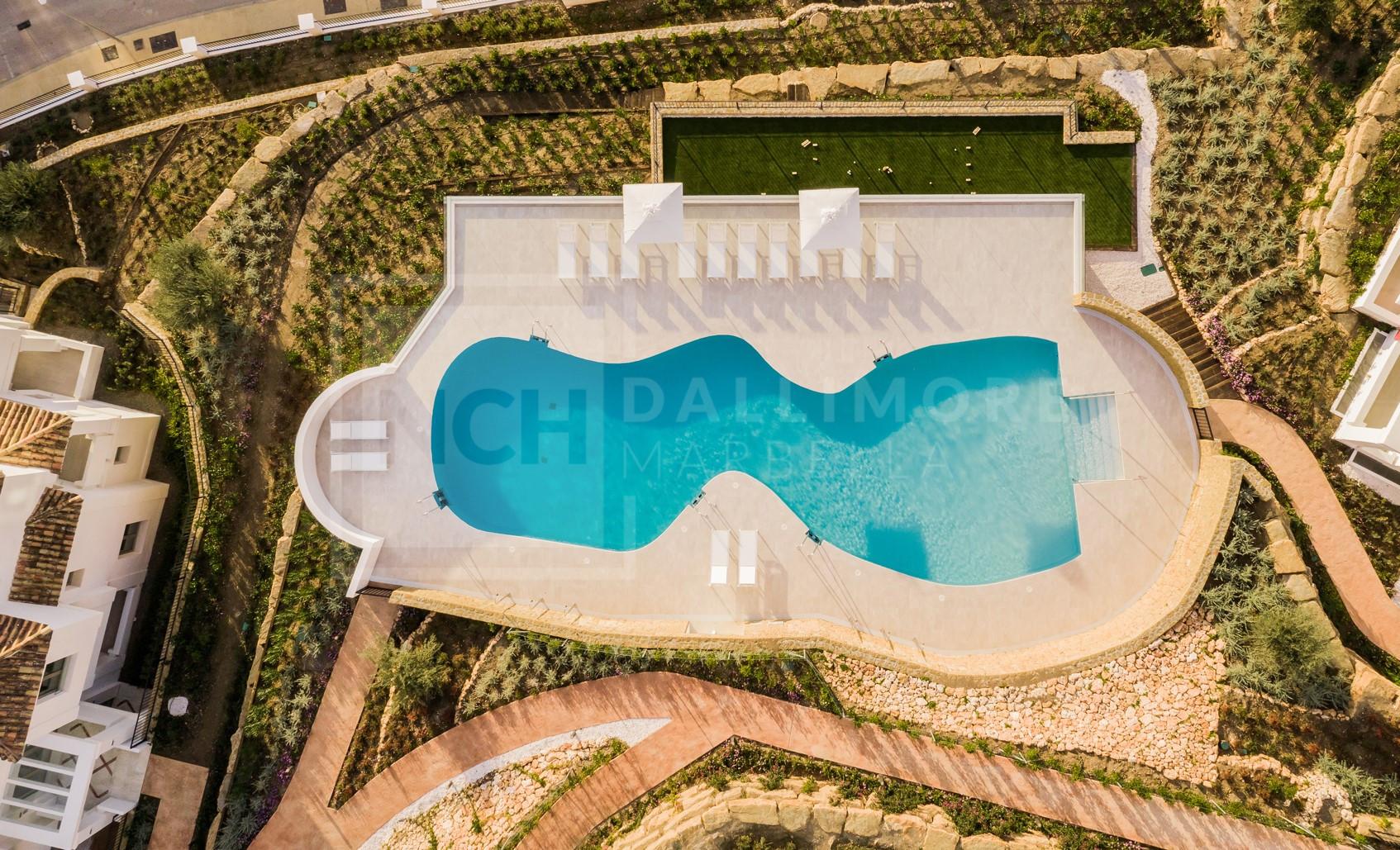 Apartment , Nueva Andalucia - NEWA6091