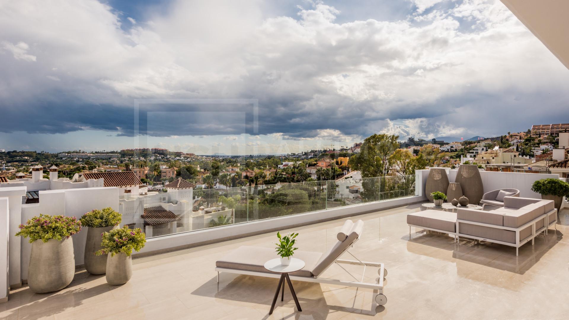Apartment , Nueva Andalucia - NEWA6093