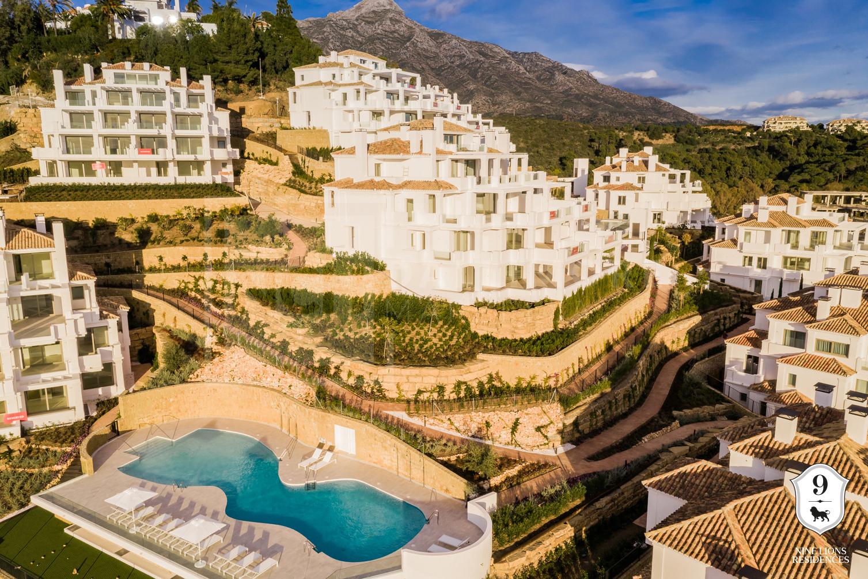 Apartment , Nueva Andalucia – NEWA6093