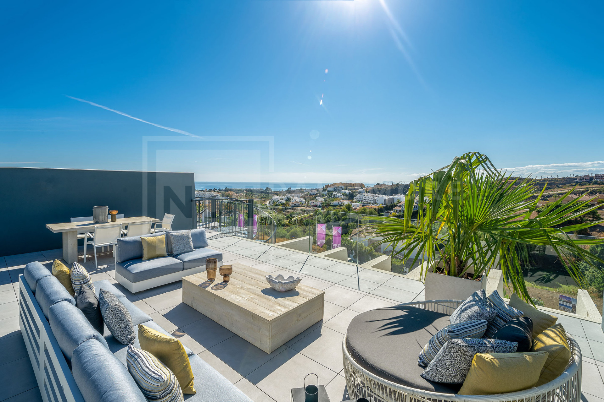 Penthouse La Resina Golf, Estepona – NCHPH6075