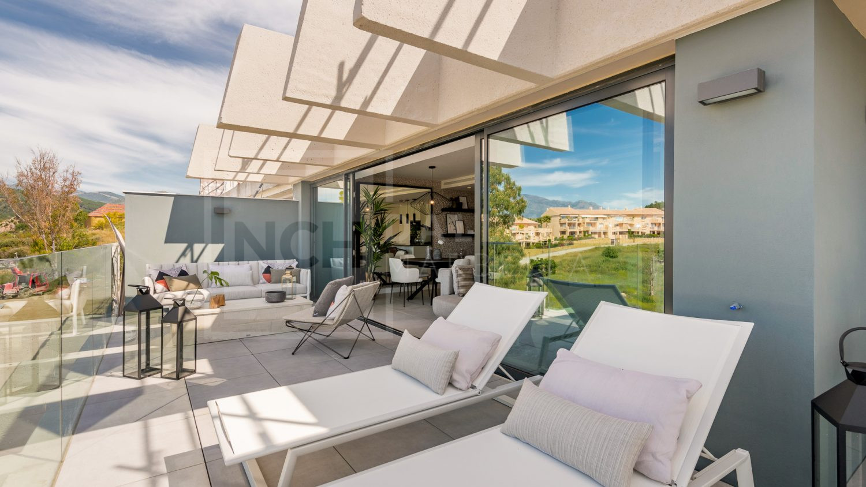 Apartment La Resina Golf, Estepona – NEWA6073