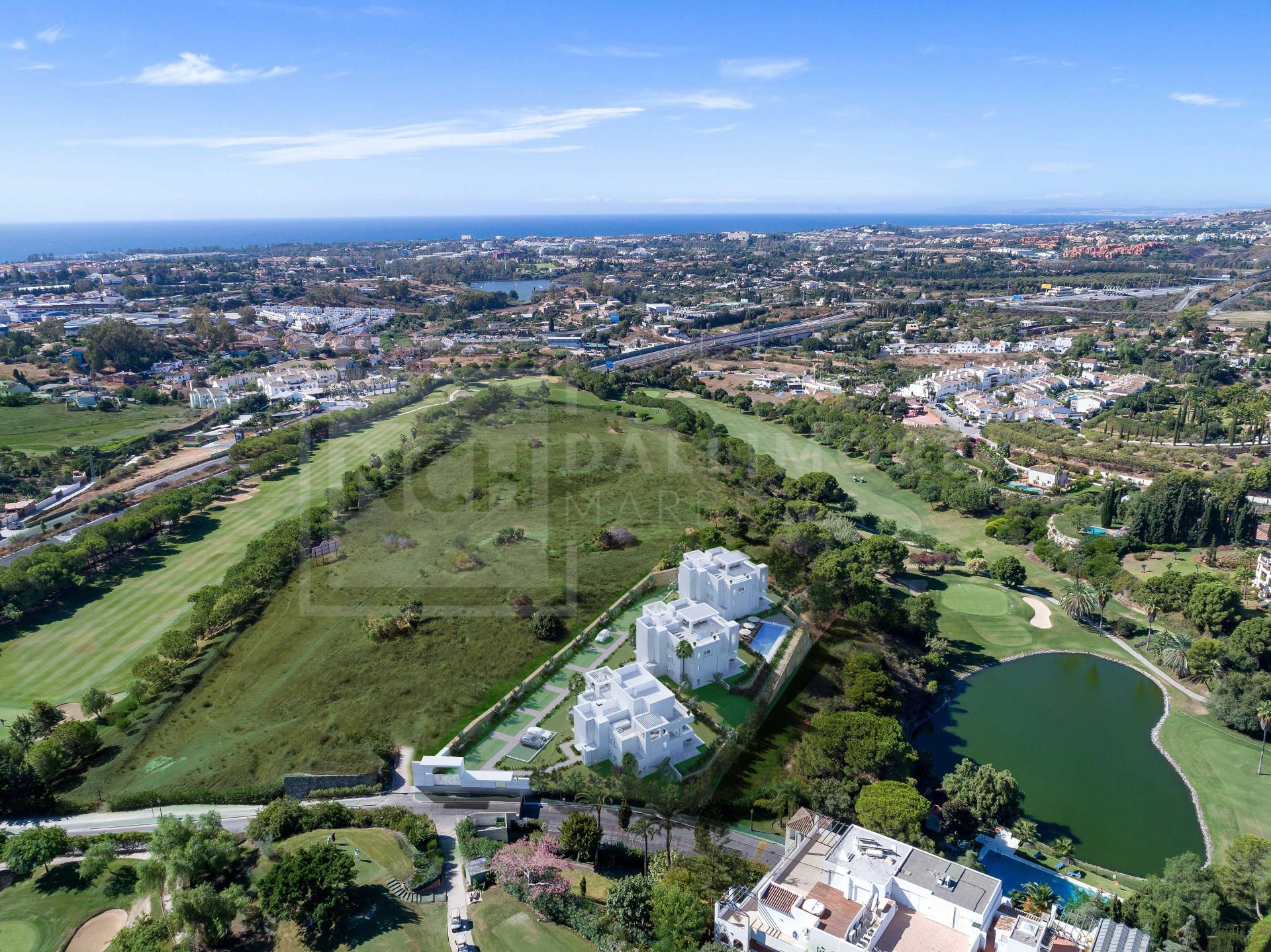 Penthouse La Quinta, Benahavis – NEWPH6200