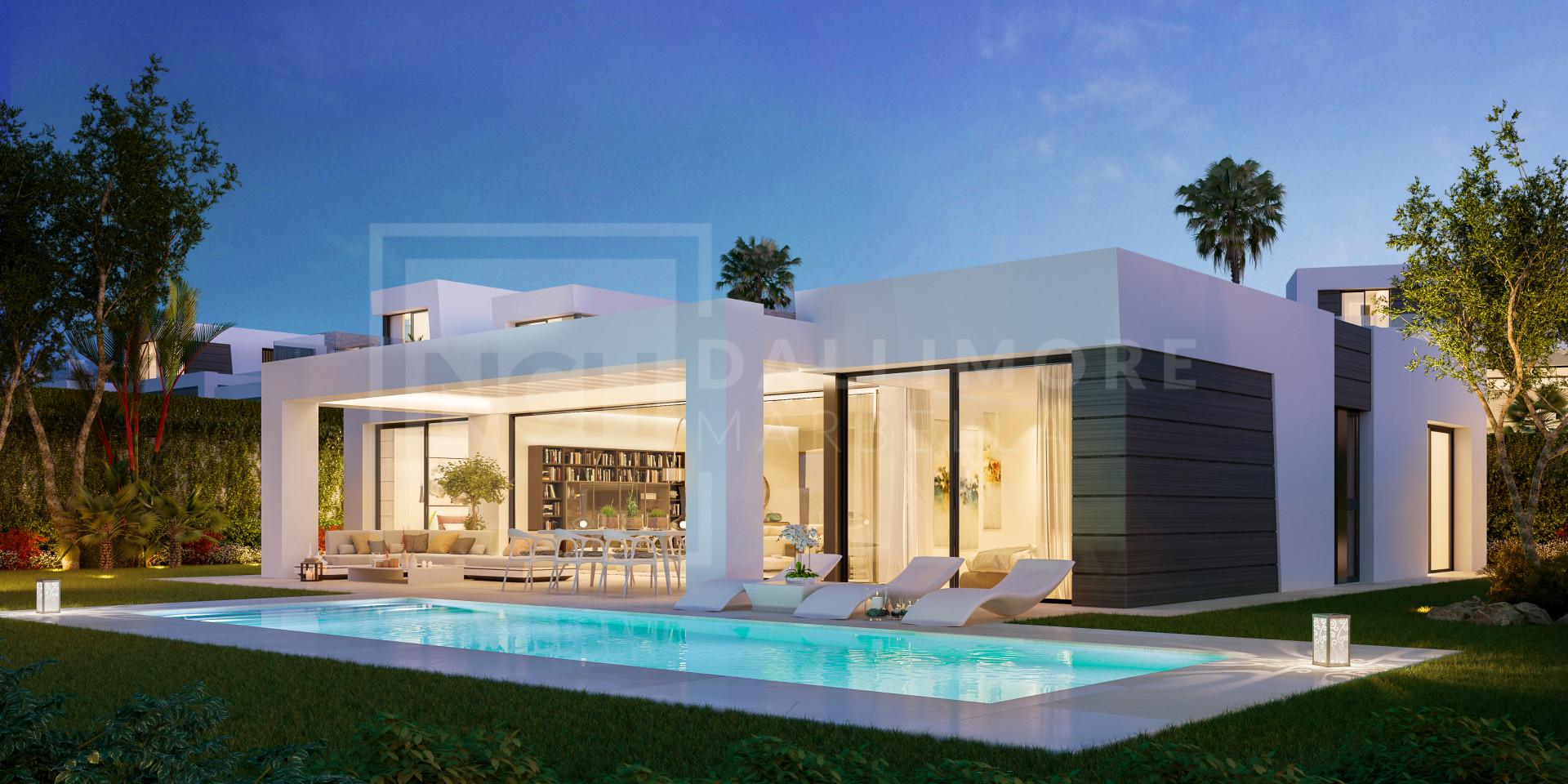 Villa Cabopino, Marbella East – NEWV6172