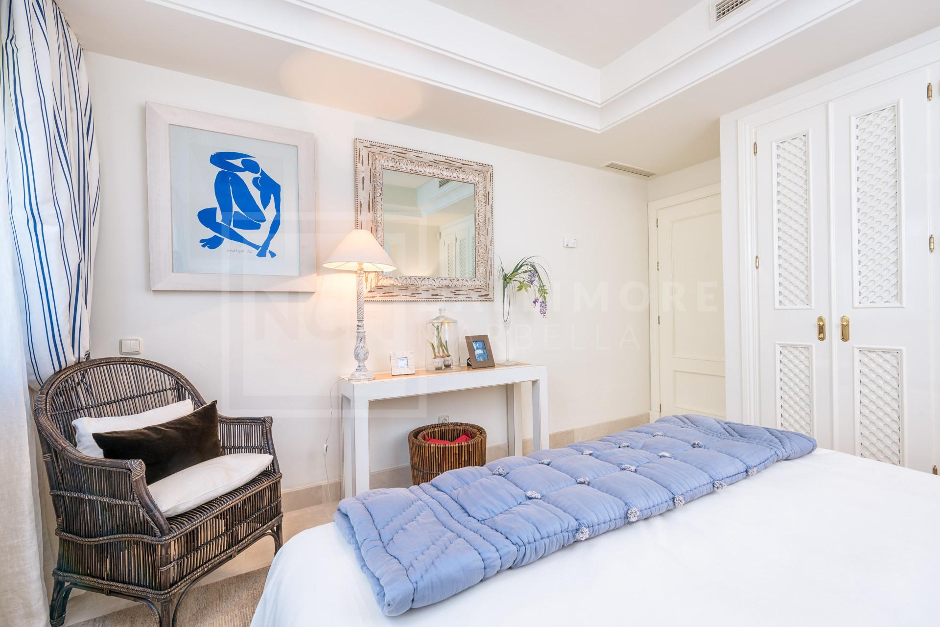 Ground Floor Apartment La Alzambra Hill Club, Nueva Andalucia - NEWA6186