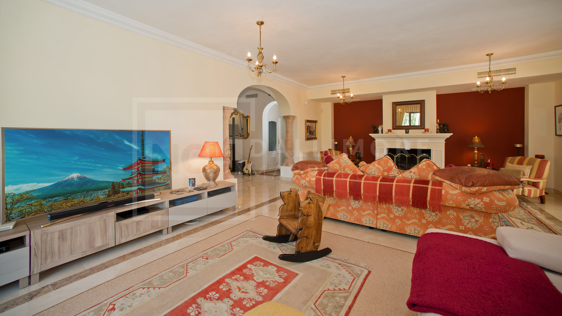 Villa La Quinta Golf, Benahavis - NCHV6247