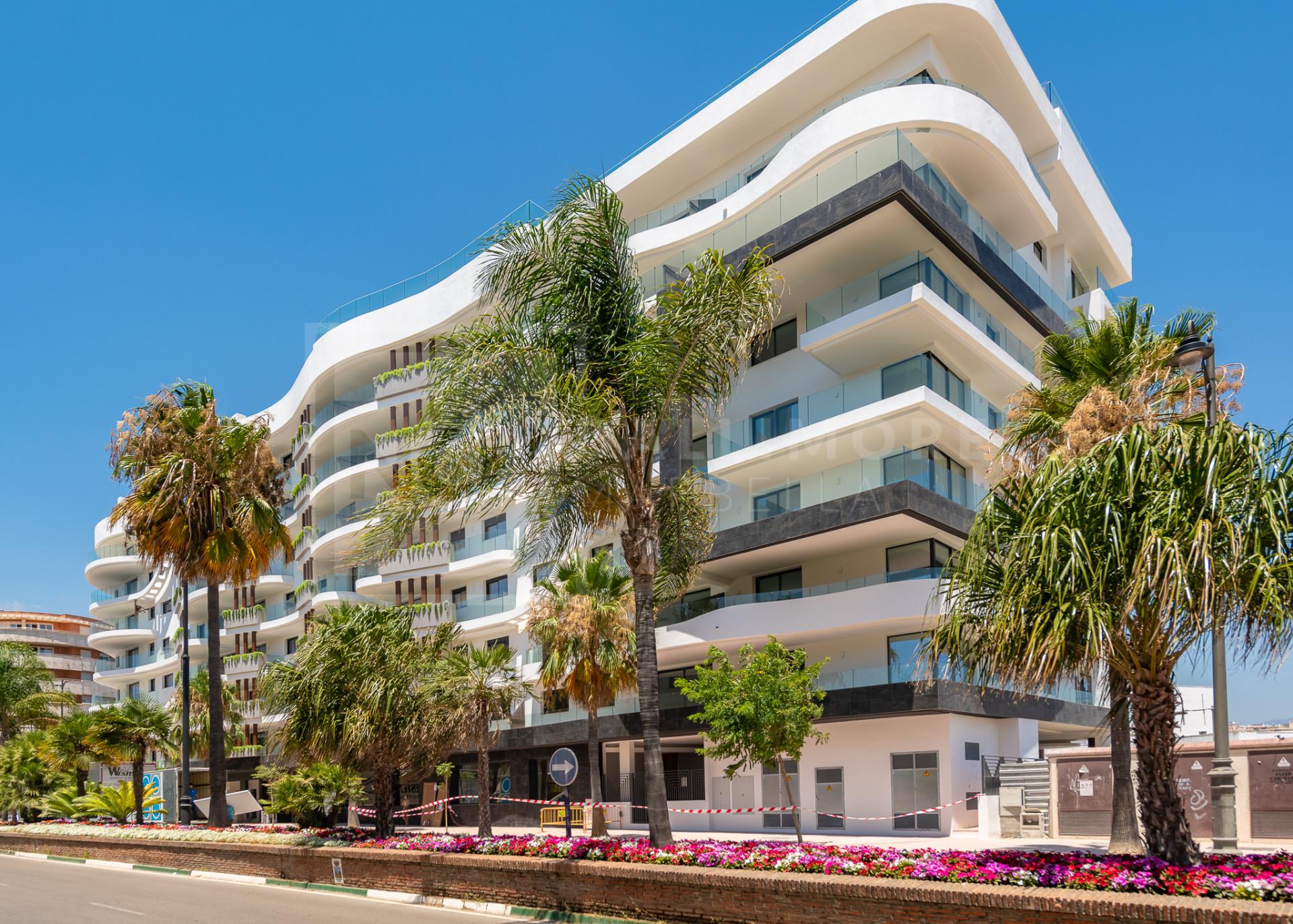 Apartment , Estepona – NEWA6236