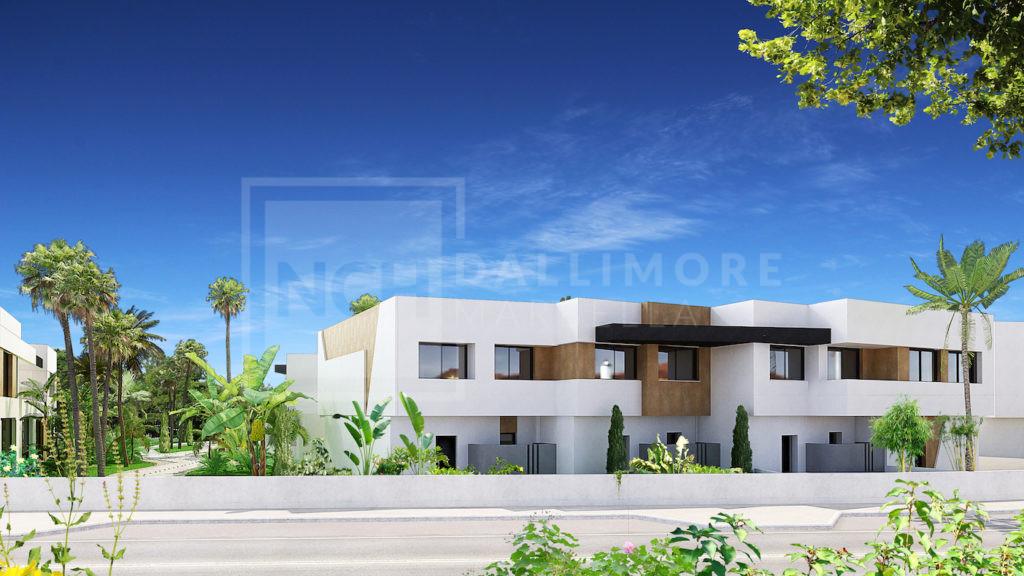 Town House Los Naranjos de Marbella, Nueva Andalucia - NEWTH6515