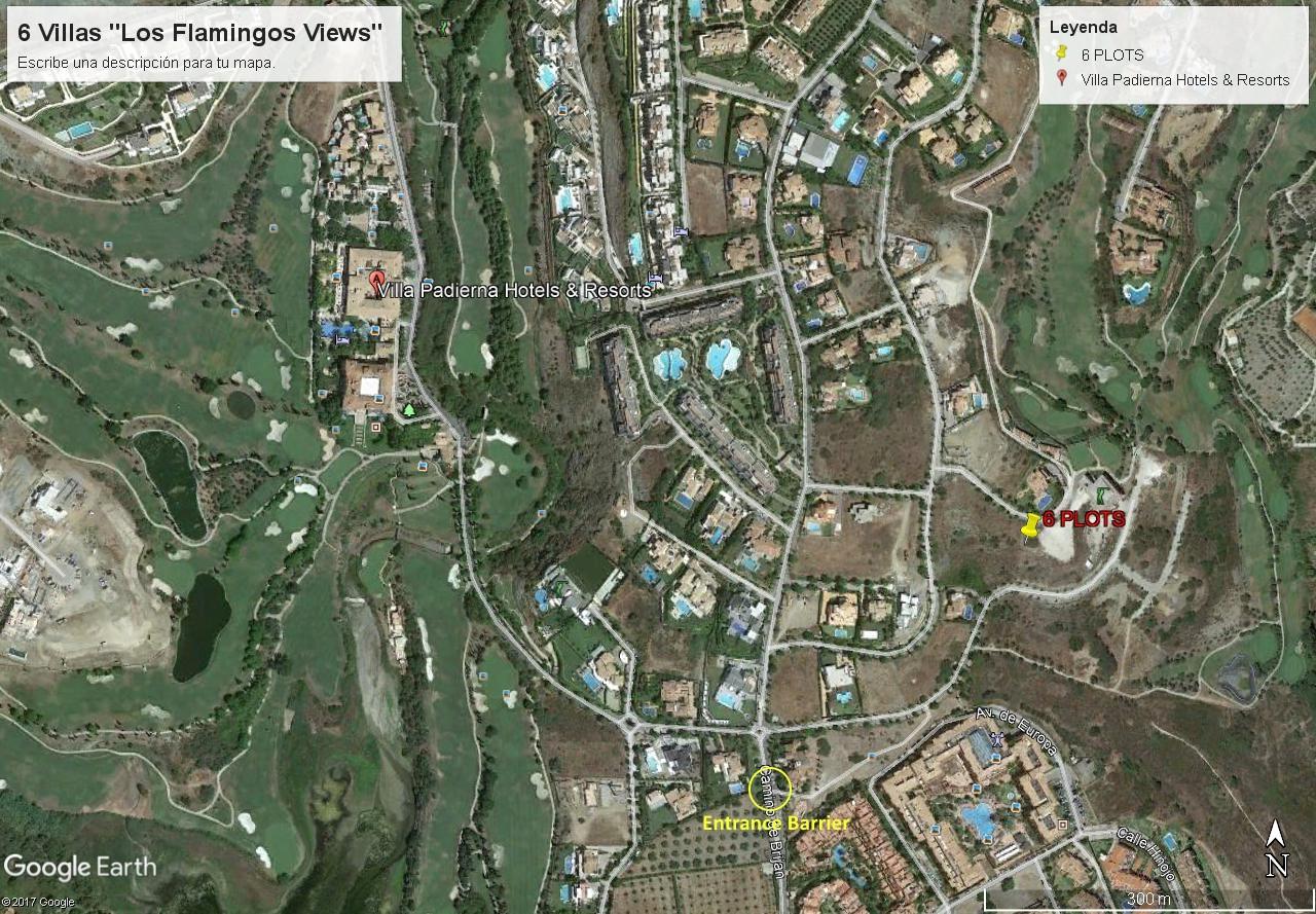 Los Flamingos Views – 339-00291G