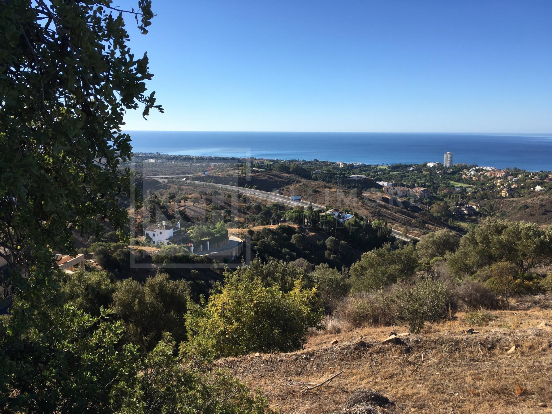 Plot Los Altos de los Monteros, Marbella East – NCHPL6313