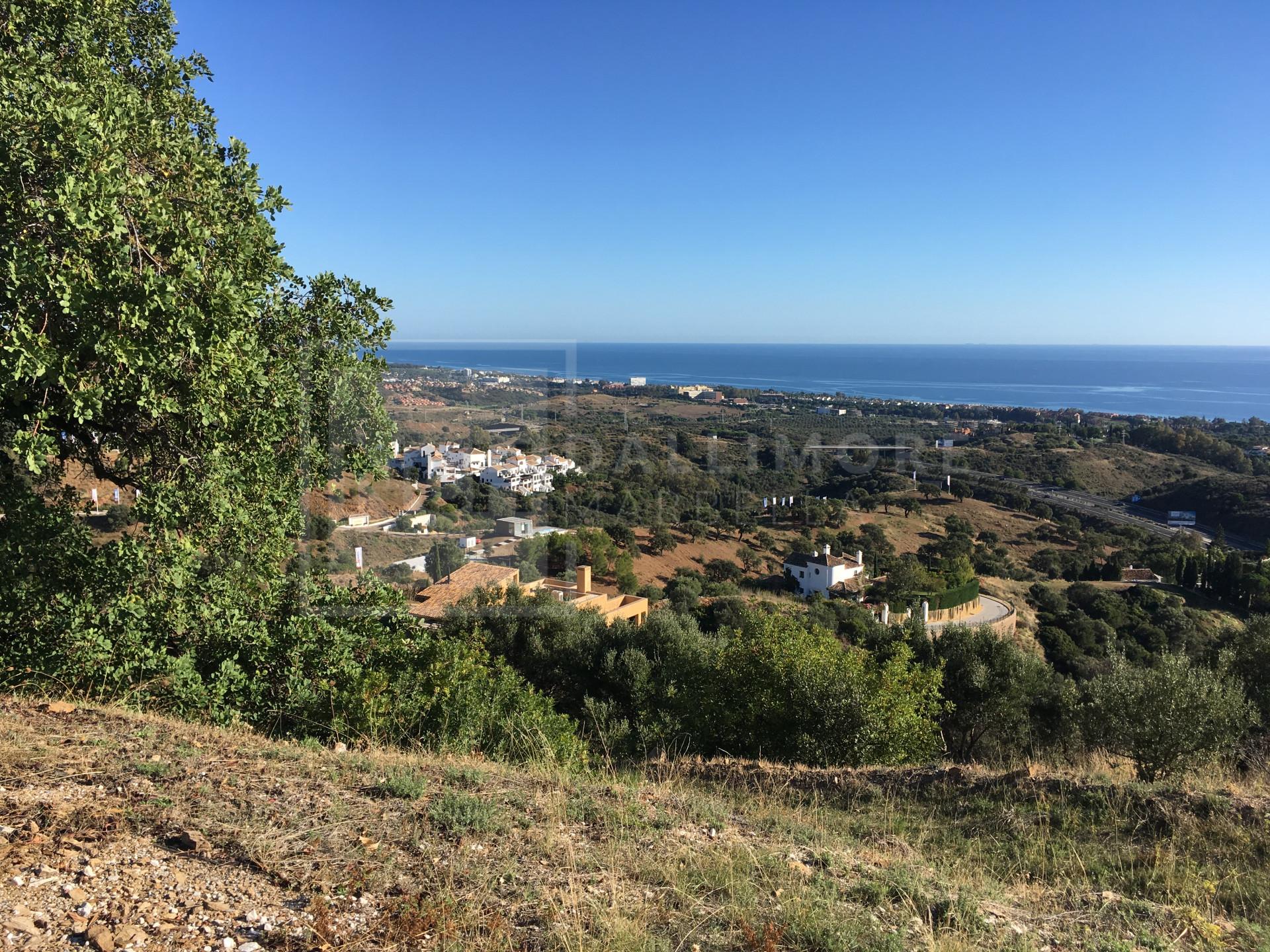 Plot Los Altos de los Monteros, Marbella East – NCHPL6314