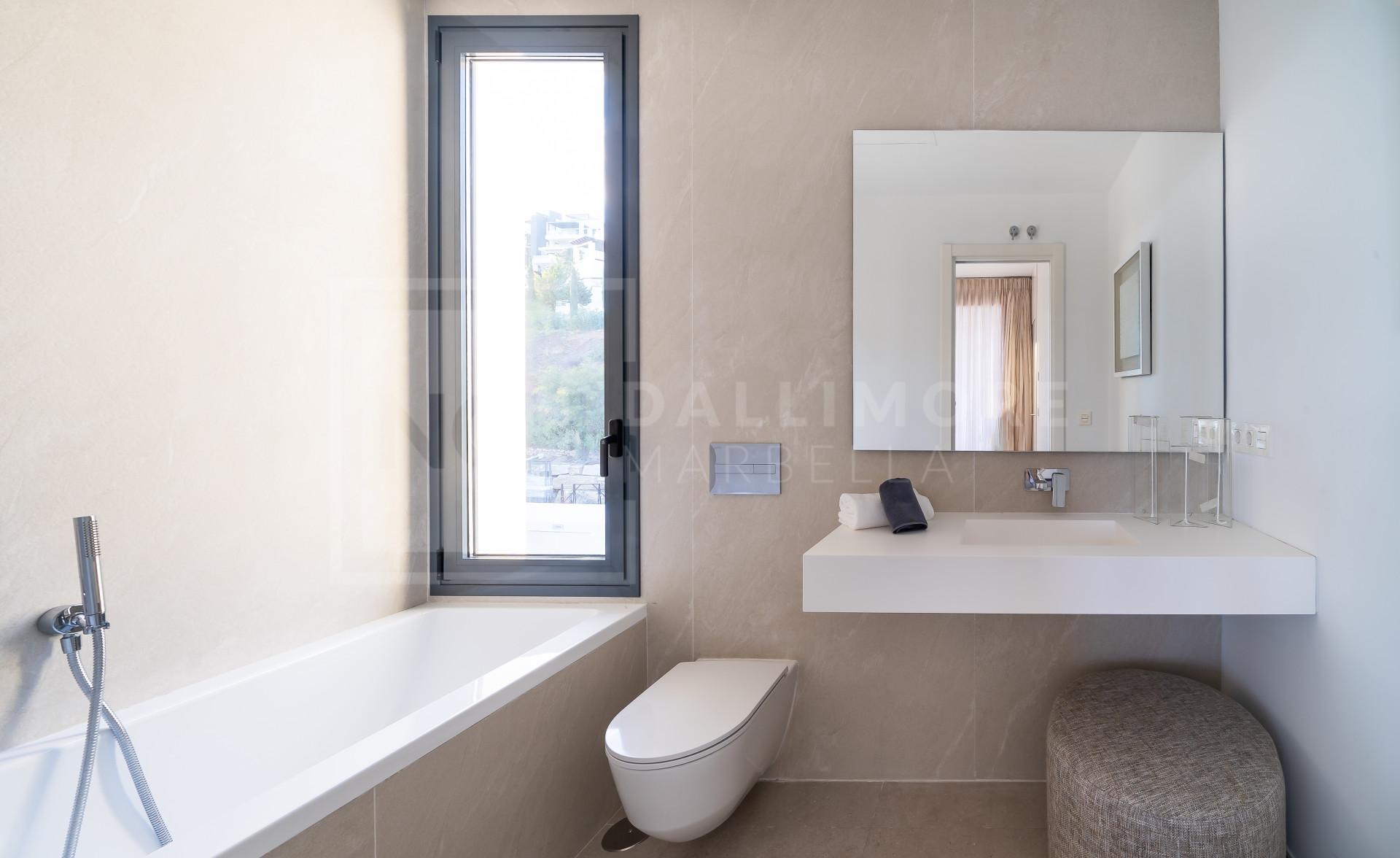 Ground Floor Apartment , Benahavis – NEWA6228