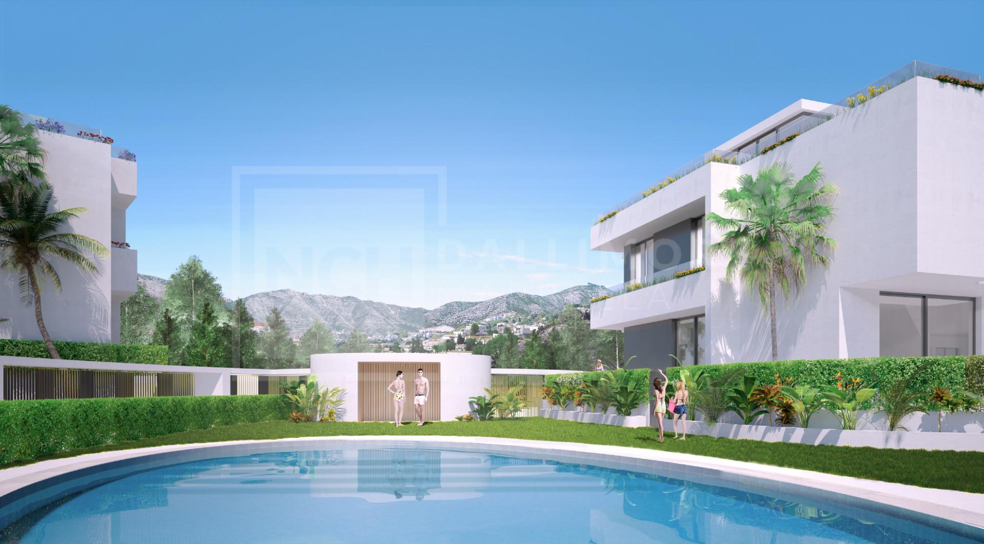 Town House , Mijas Costa – NEWTH6226