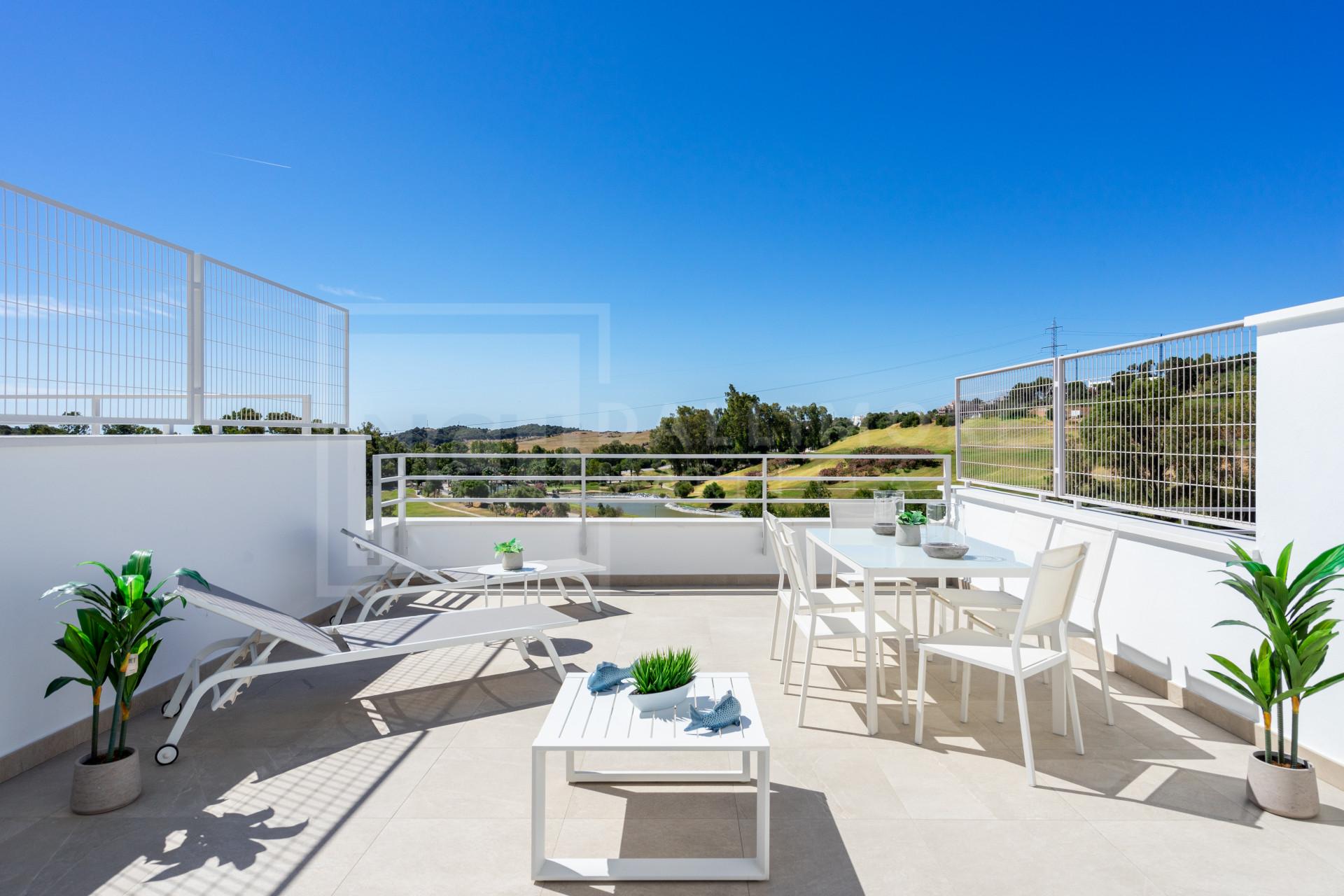 Town House Estepona Golf, Estepona – NEWTH6491