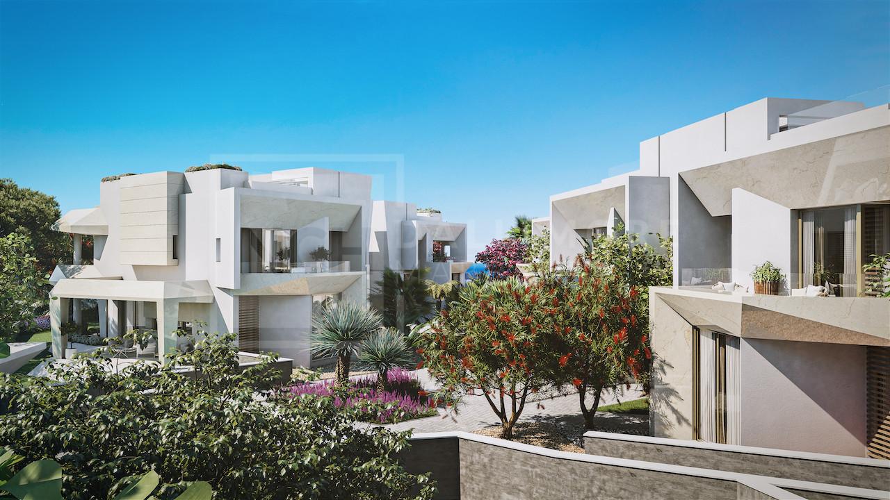 Semi Detached Villa , Nueva Andalucia – NEWV6291
