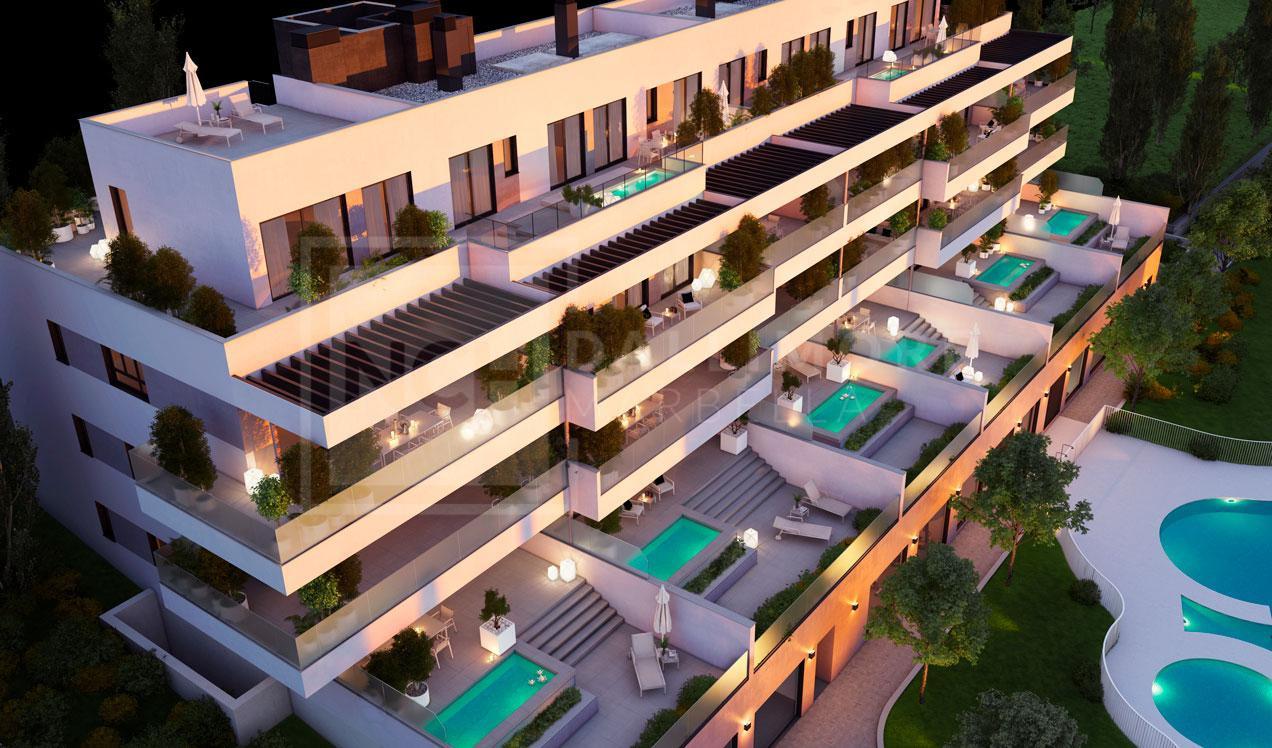 Penthouse Cala de Mijas, Mijas Costa – NEWPH6257