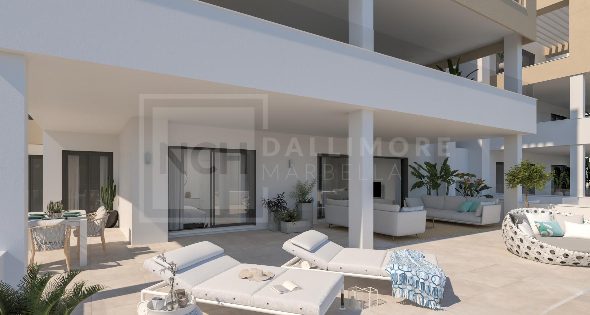 Apartment , Estepona – NEWA6282