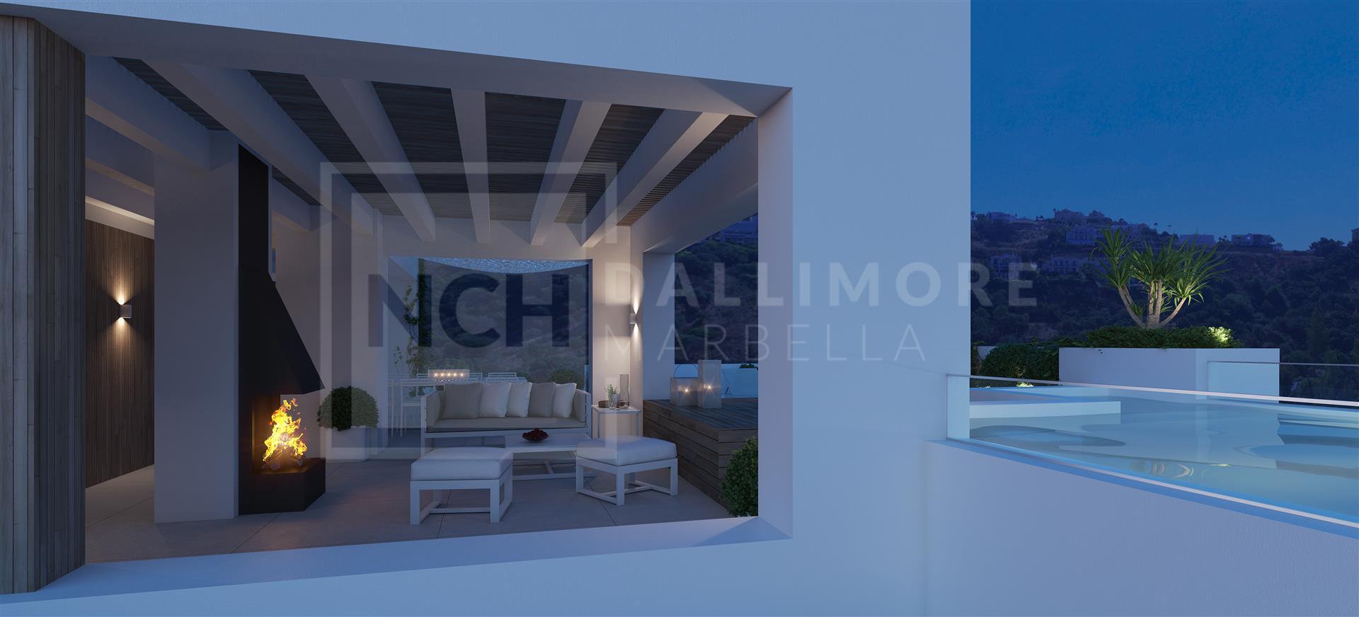 Duplex Penthouse , Benahavis – NEWPH6275