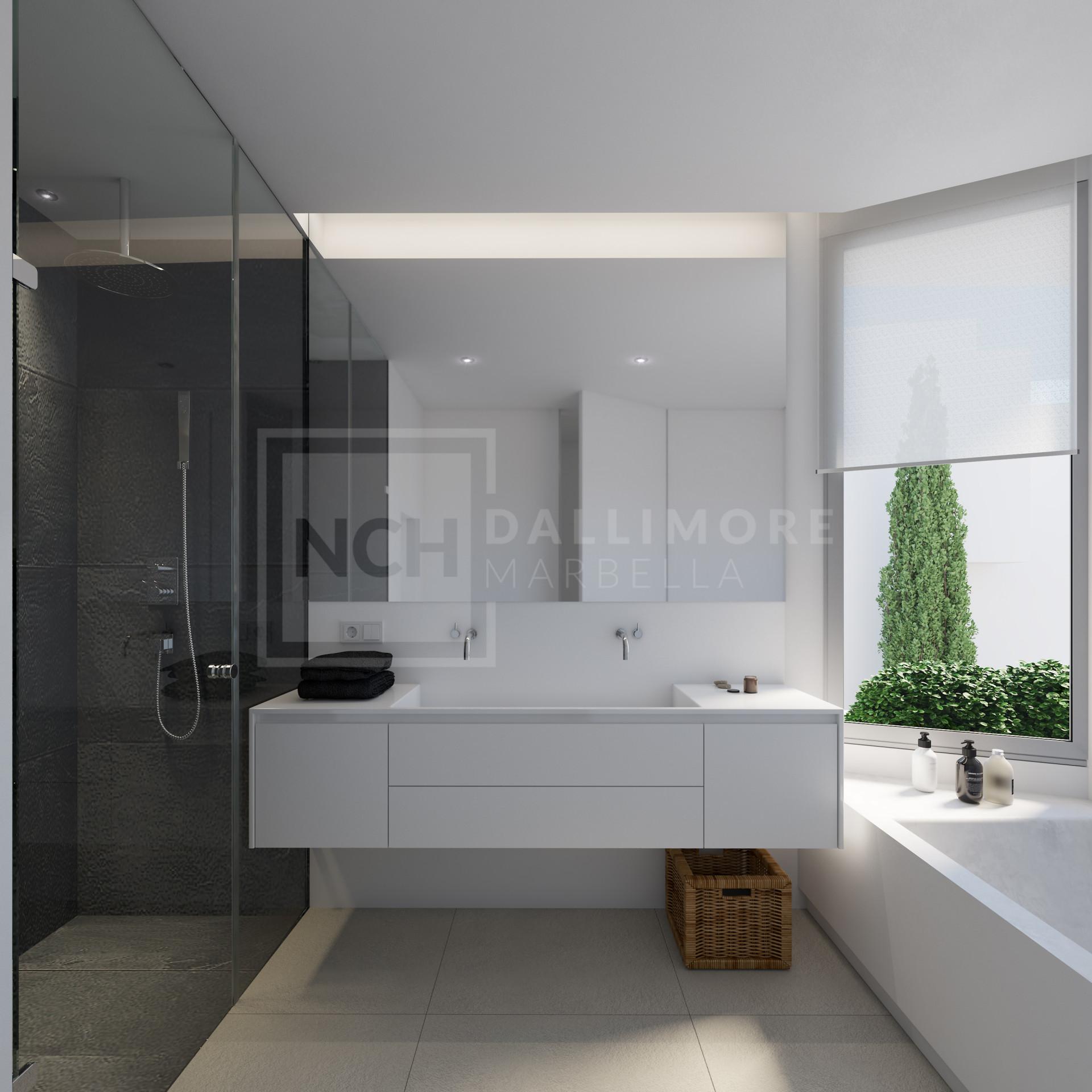 Ground Floor Apartment , Benahavis – NEWA6274