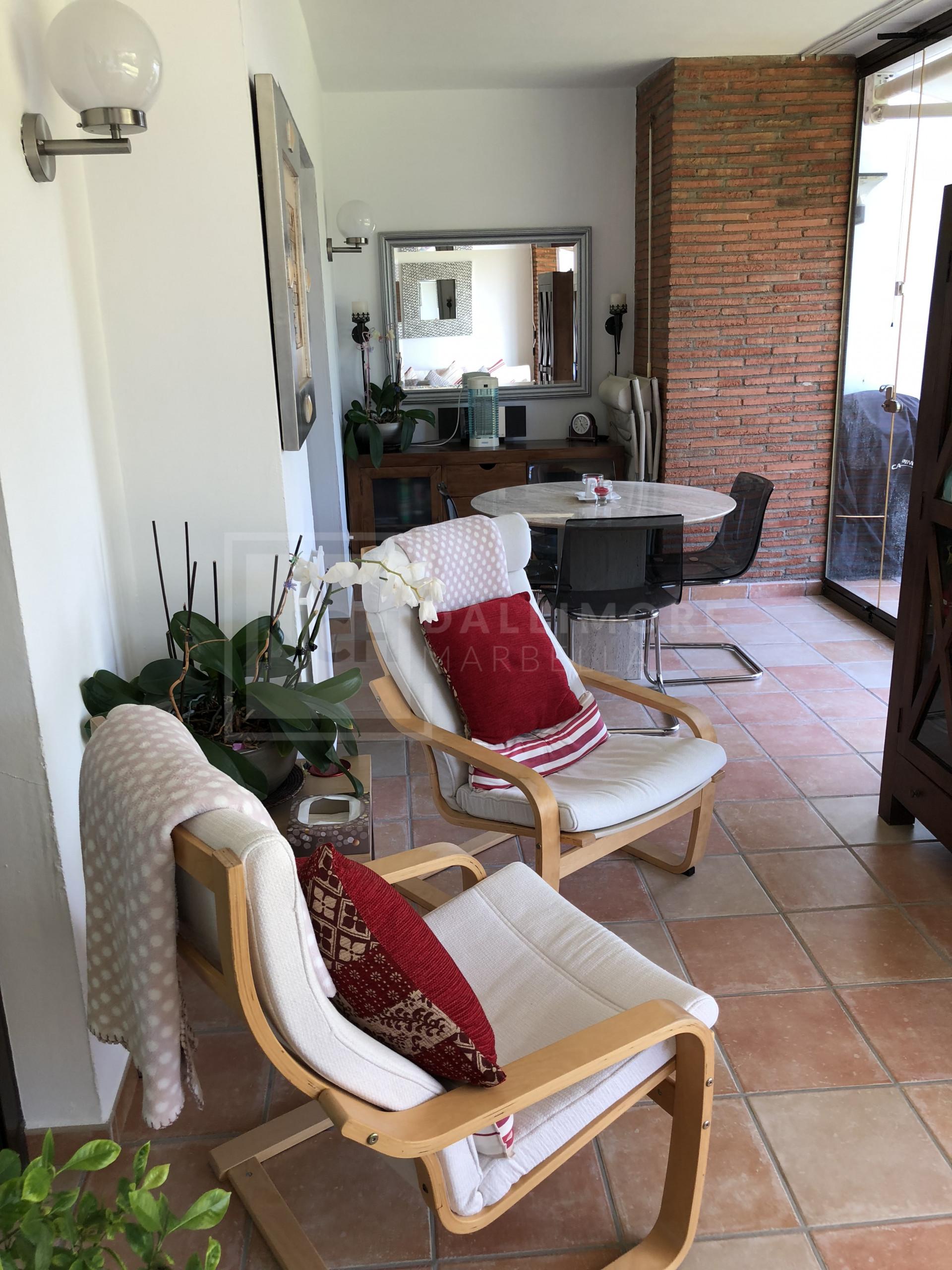 Ground Floor Apartment Las Dunas Golf, Estepona – NCHA6252