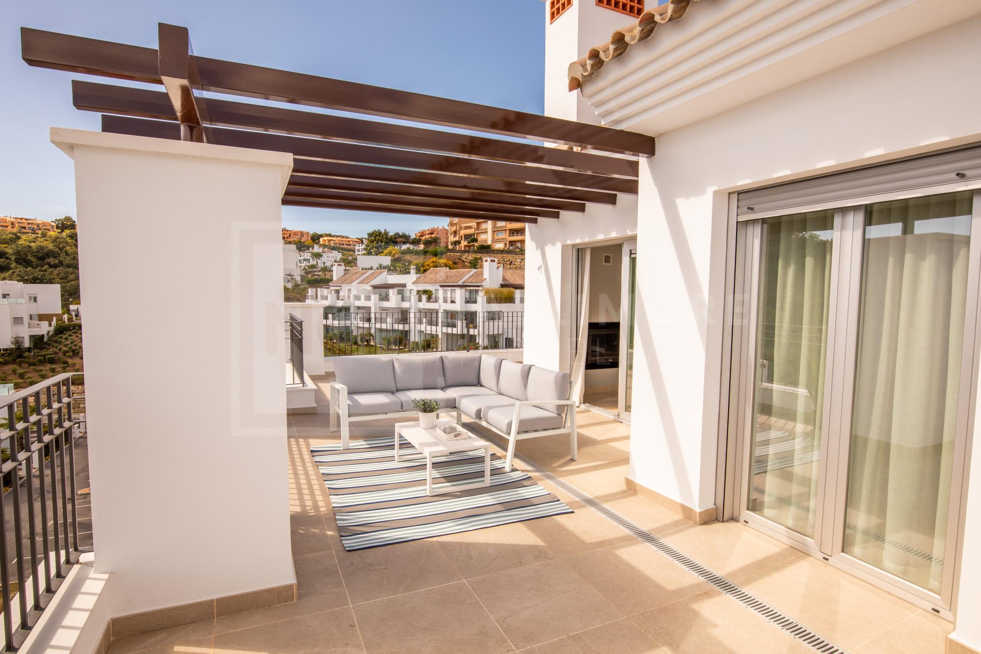 Apartment La Mairena, Marbella East – NEWA6505