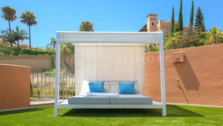 Ground Floor Apartment Alminar de Marbella, Nueva Andalucia – NEWA6484