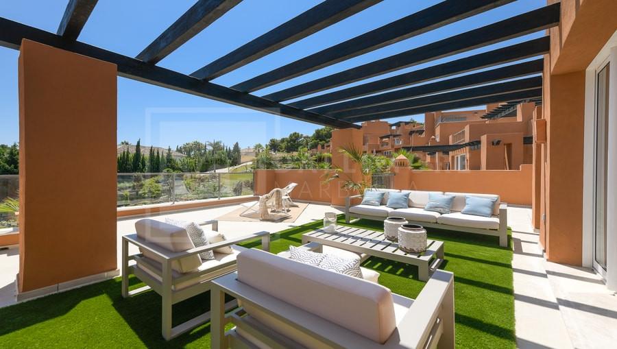 Duplex Penthouse Alminar de Marbella, Nueva Andalucia - NEWPH6486