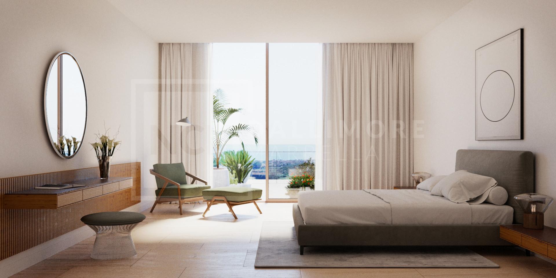 Ground Floor Apartment Finca Cortesin, Casares – NEWA6456