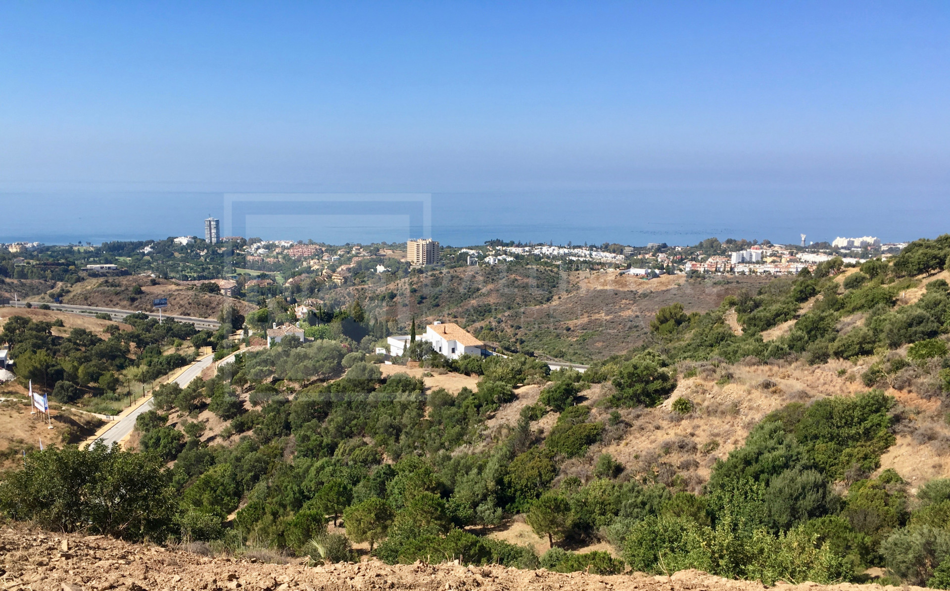 Plot Los Altos de los Monteros, Marbella East - NEWPL6469