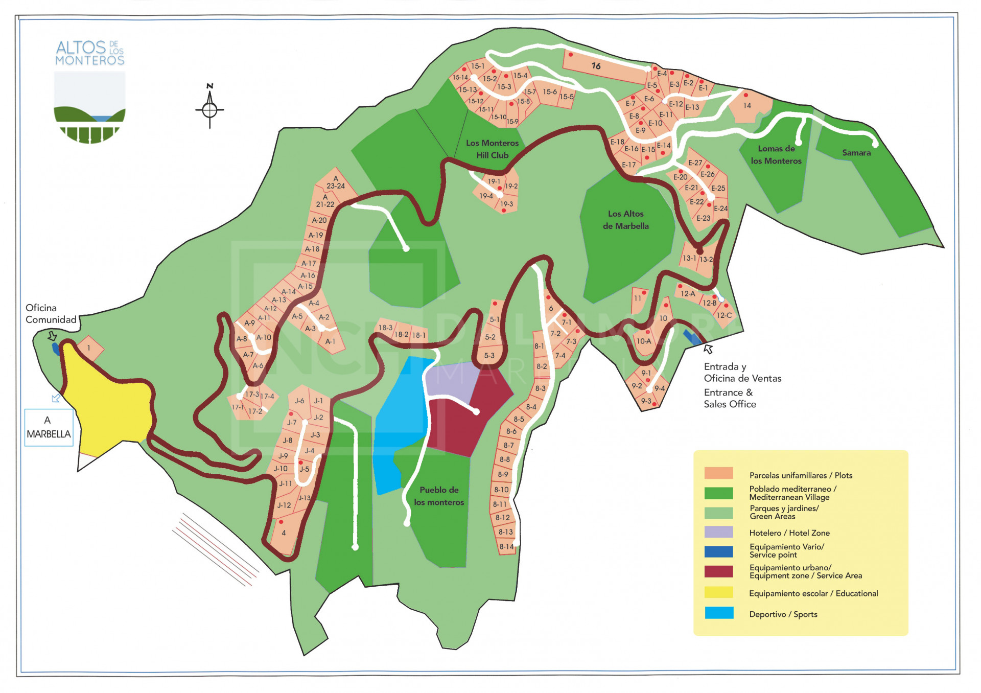 Plot Los Altos de los Monteros, Marbella East - NEWPL6470