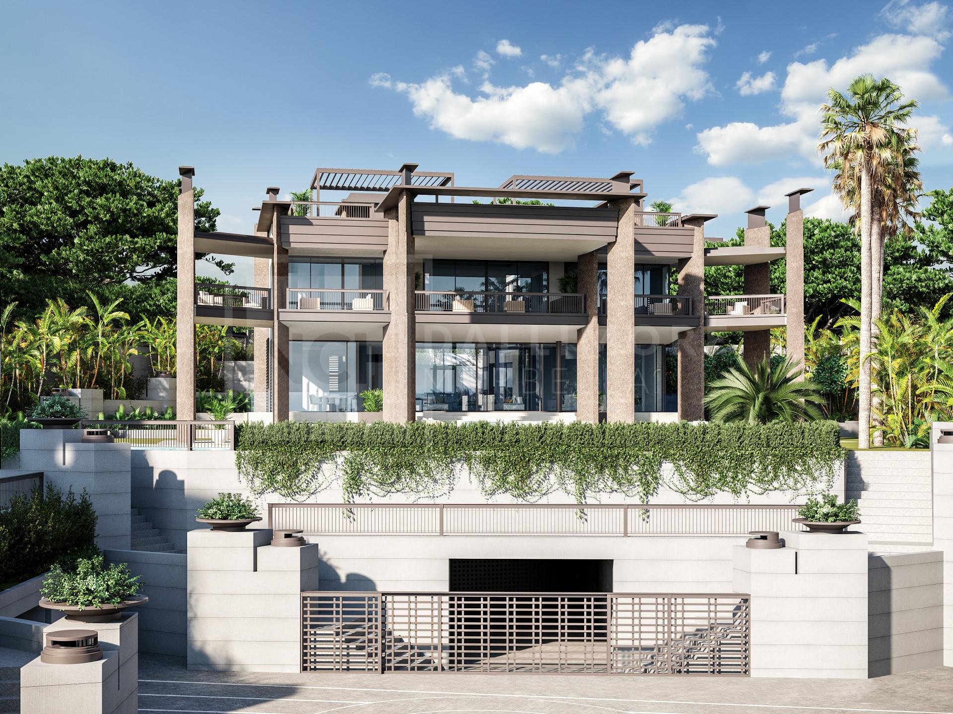 Villa , Marbella - Puerto Banus - NEWV6444