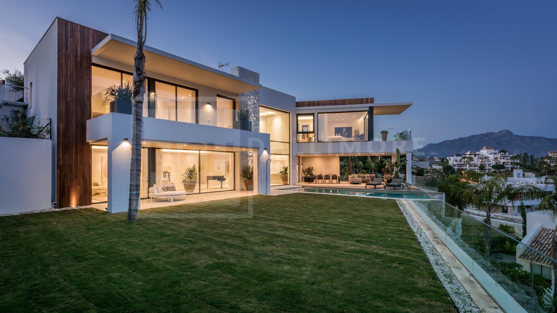Villa La Alqueria, Benahavis - NEWV6433