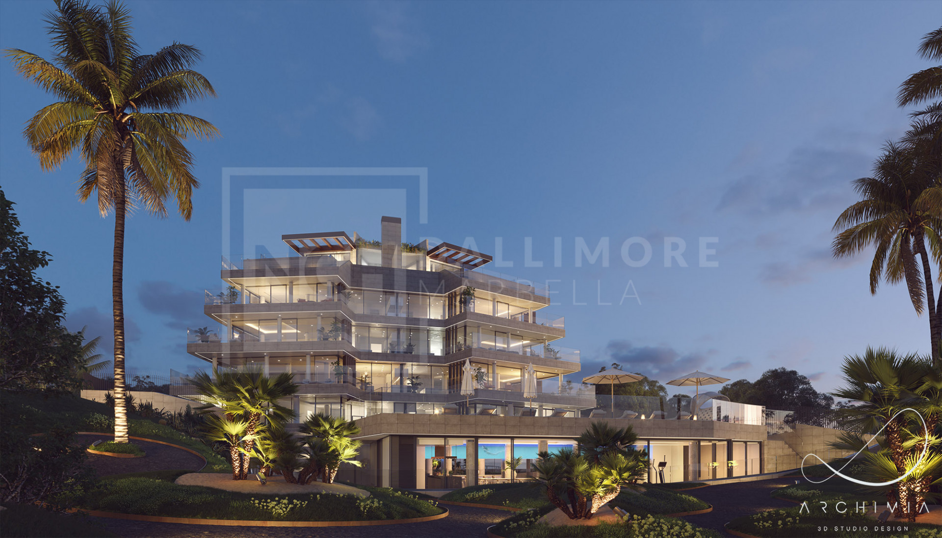 Penthouse , Estepona - NEWPH6514