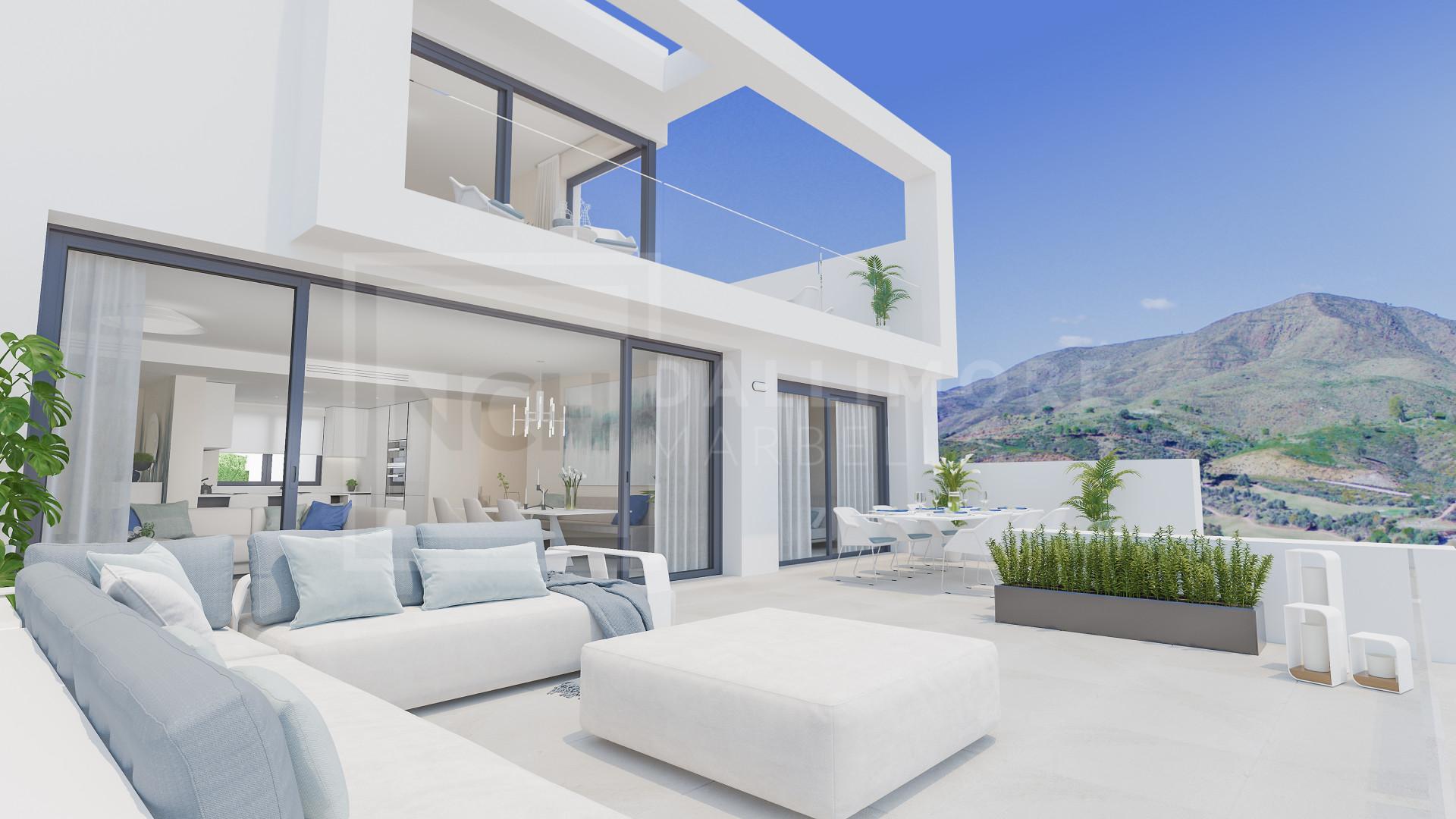 Duplex Penthouse La Cala Golf, Mijas Costa – NEWPH6526