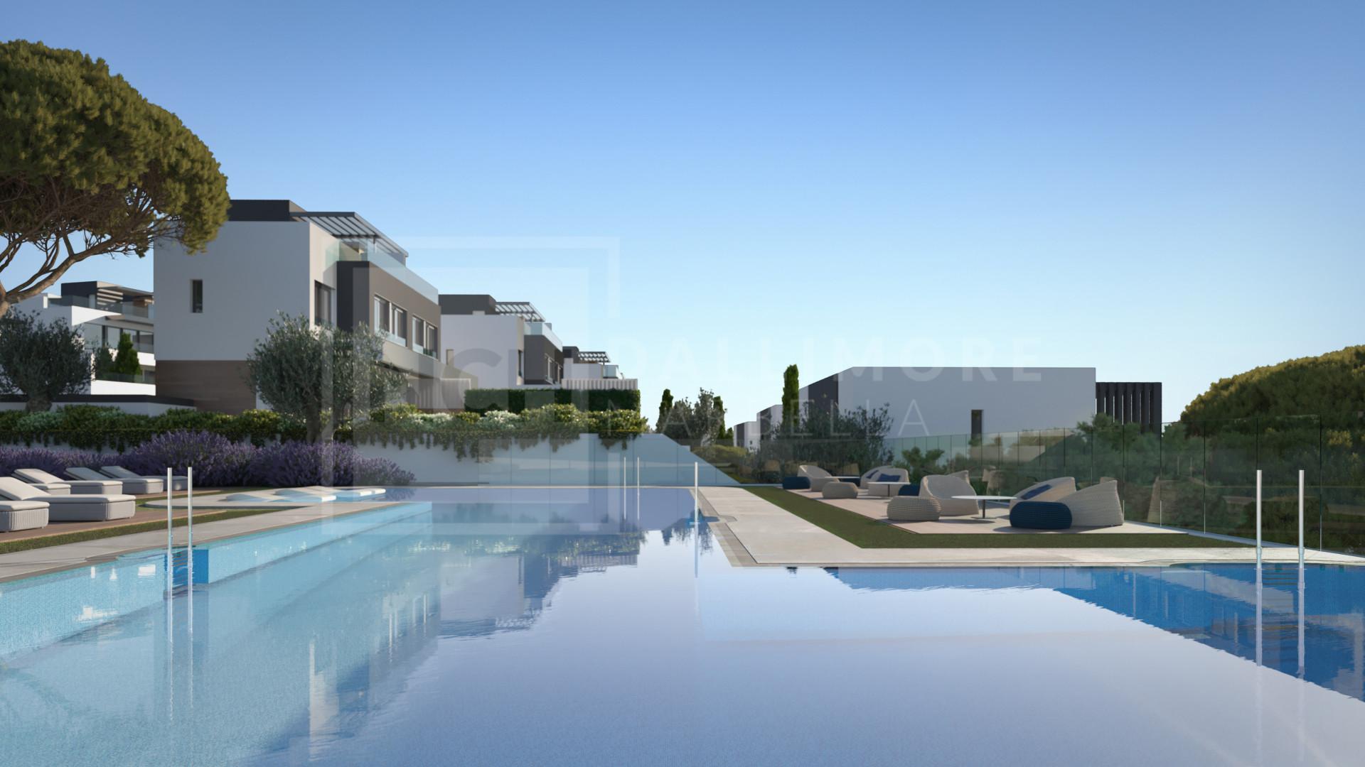 Semi Detached House Atalaya, Estepona – NEWTH6574