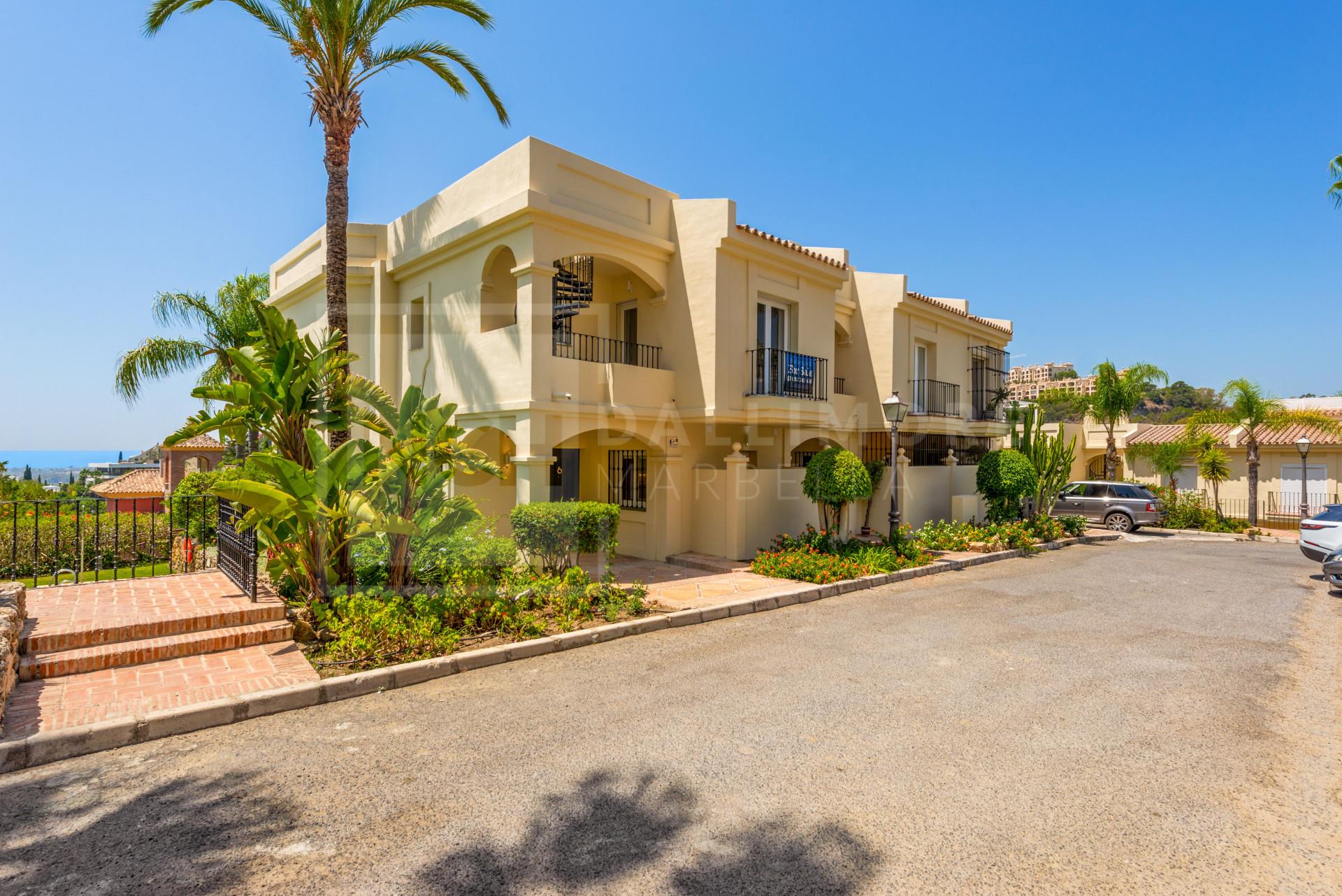 Town House La Quinta Hills, Benahavis – NEWTH6421