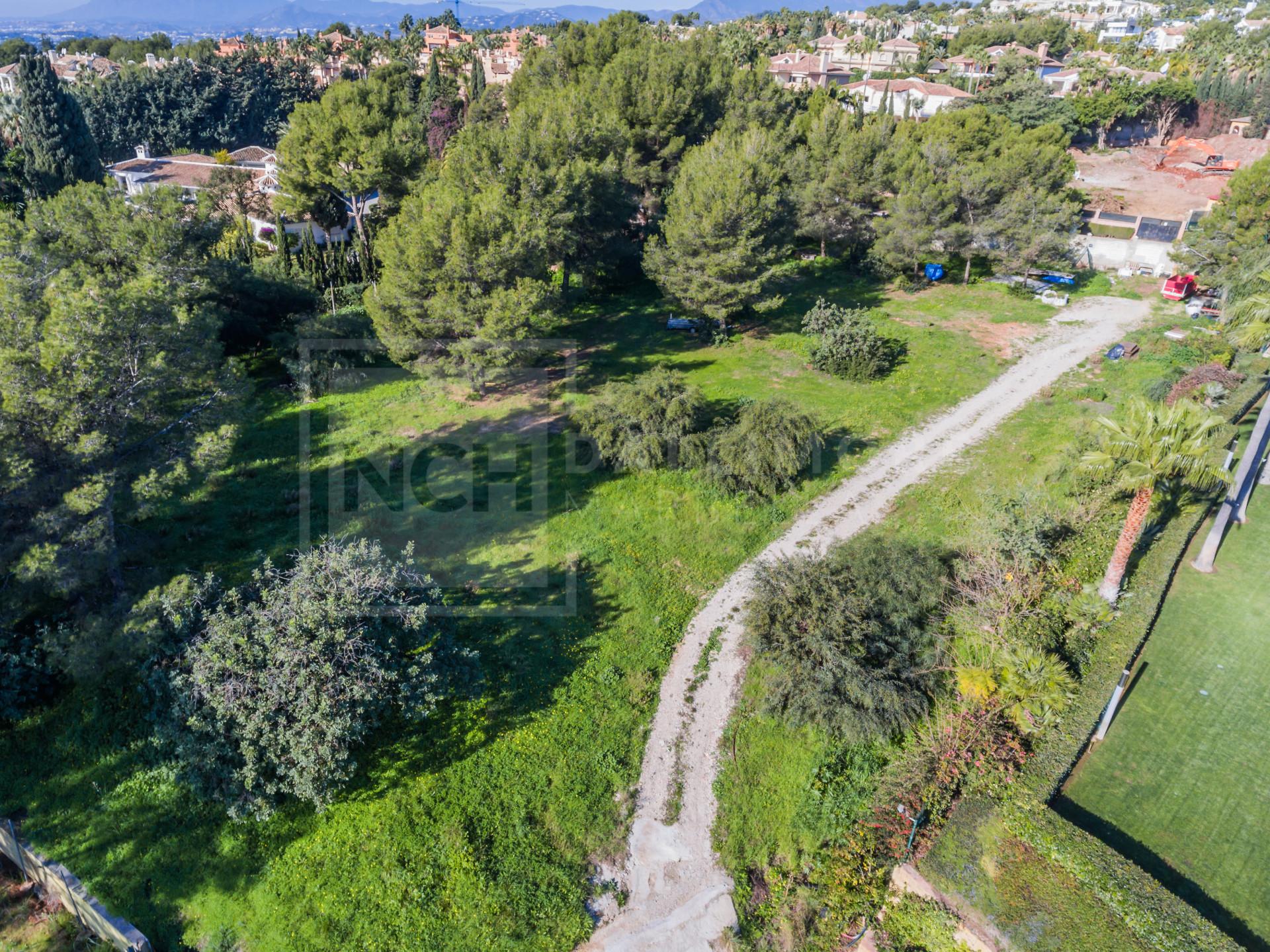 Plot , Marbella Golden Mile – NEWPL6600