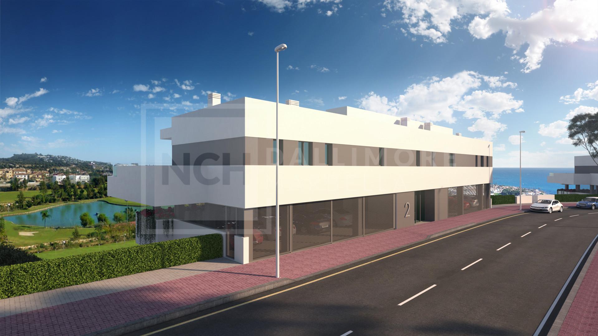 Apartment Cala de Mijas, Mijas Costa – NEWA6611