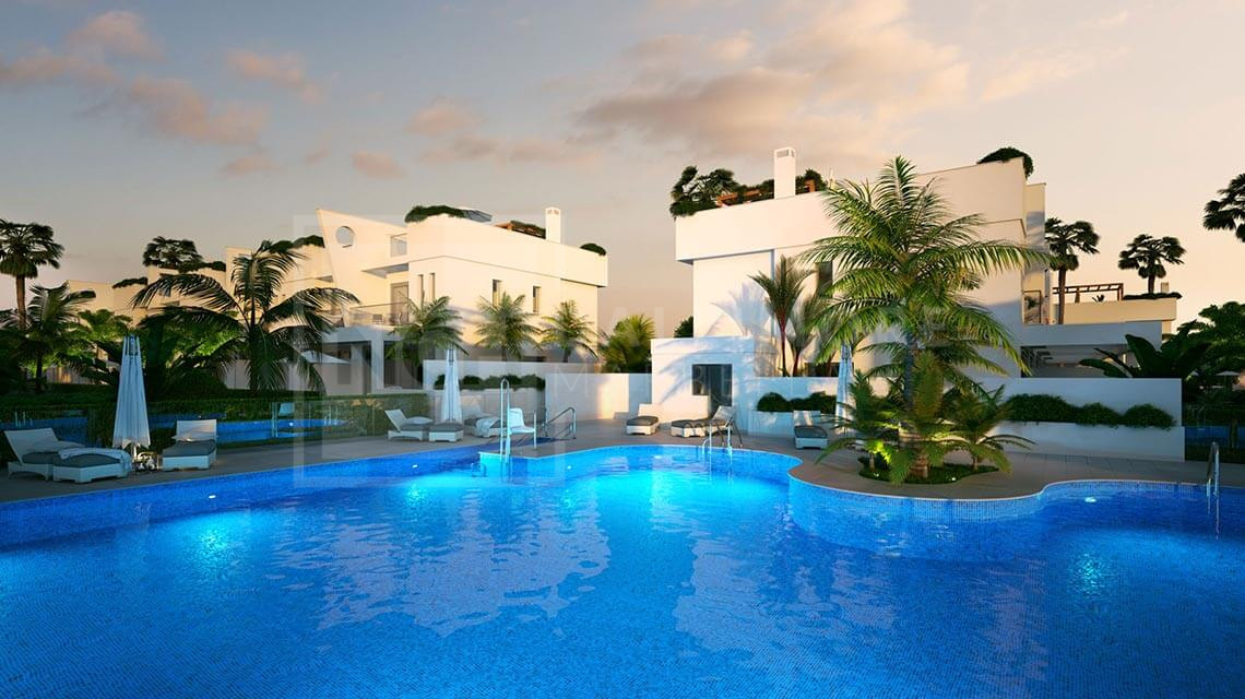 Town House Calahonda, Mijas Costa – NEWTH6599