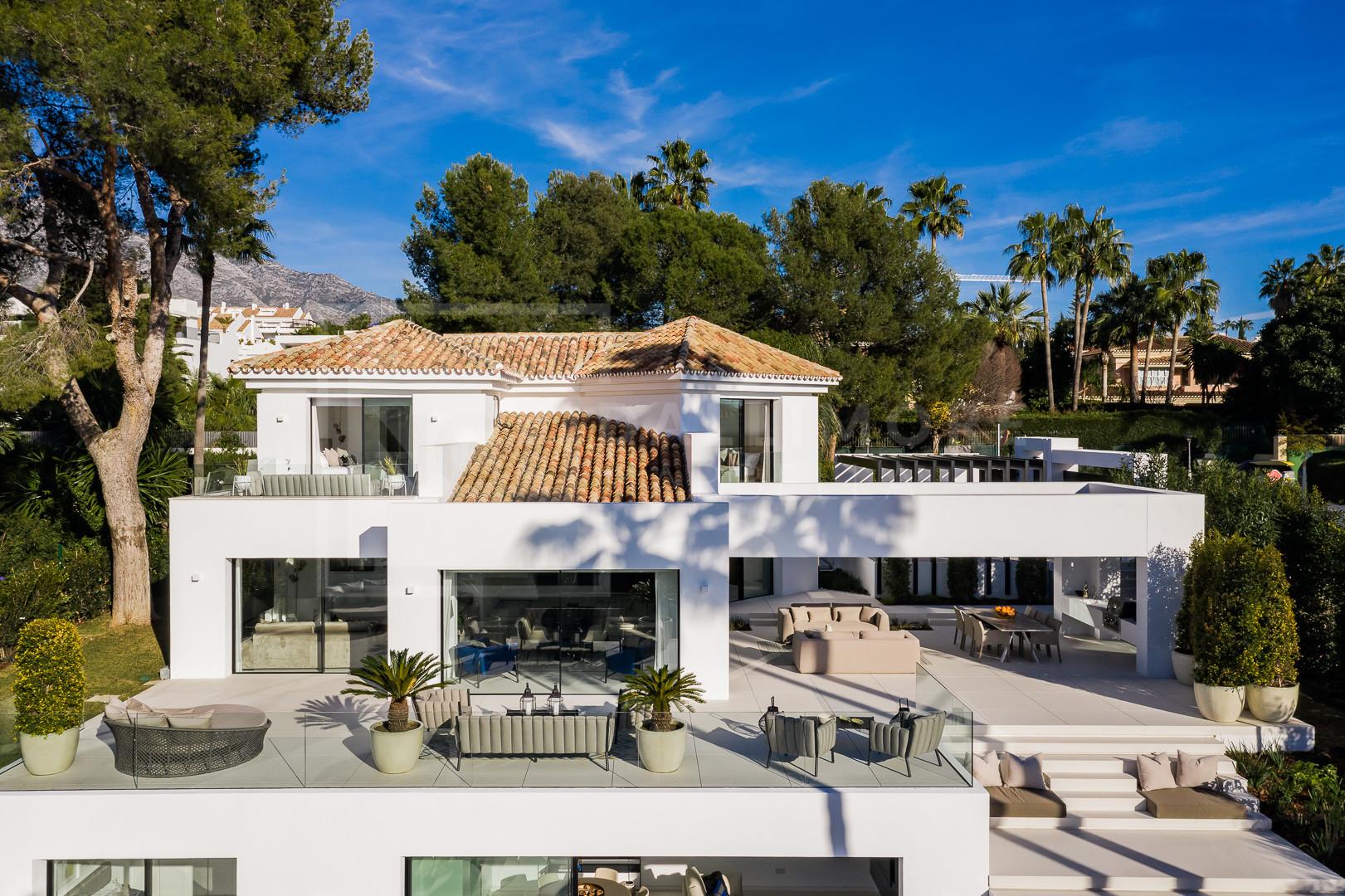 Villa , Nueva Andalucia – NEWV6559