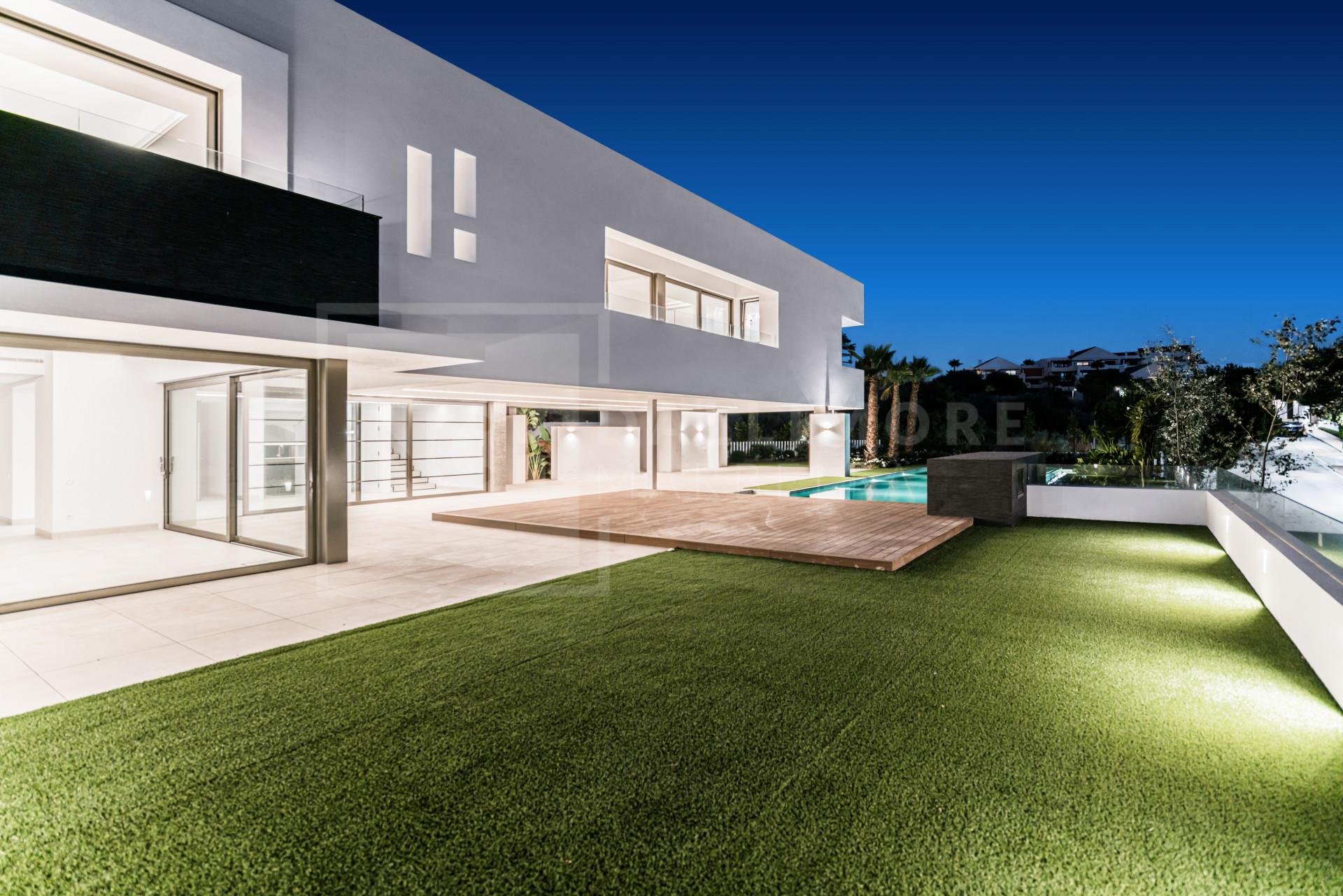 Villa La Alqueria, Benahavis – NEWV6557