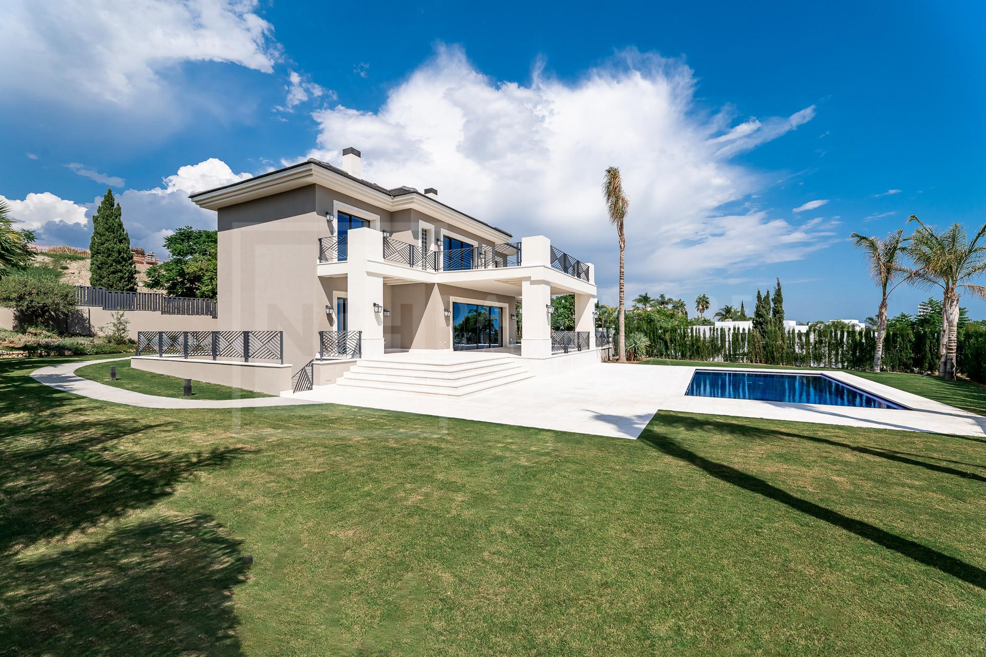 Villa Los Flamingos, Benahavis – NEWV6662